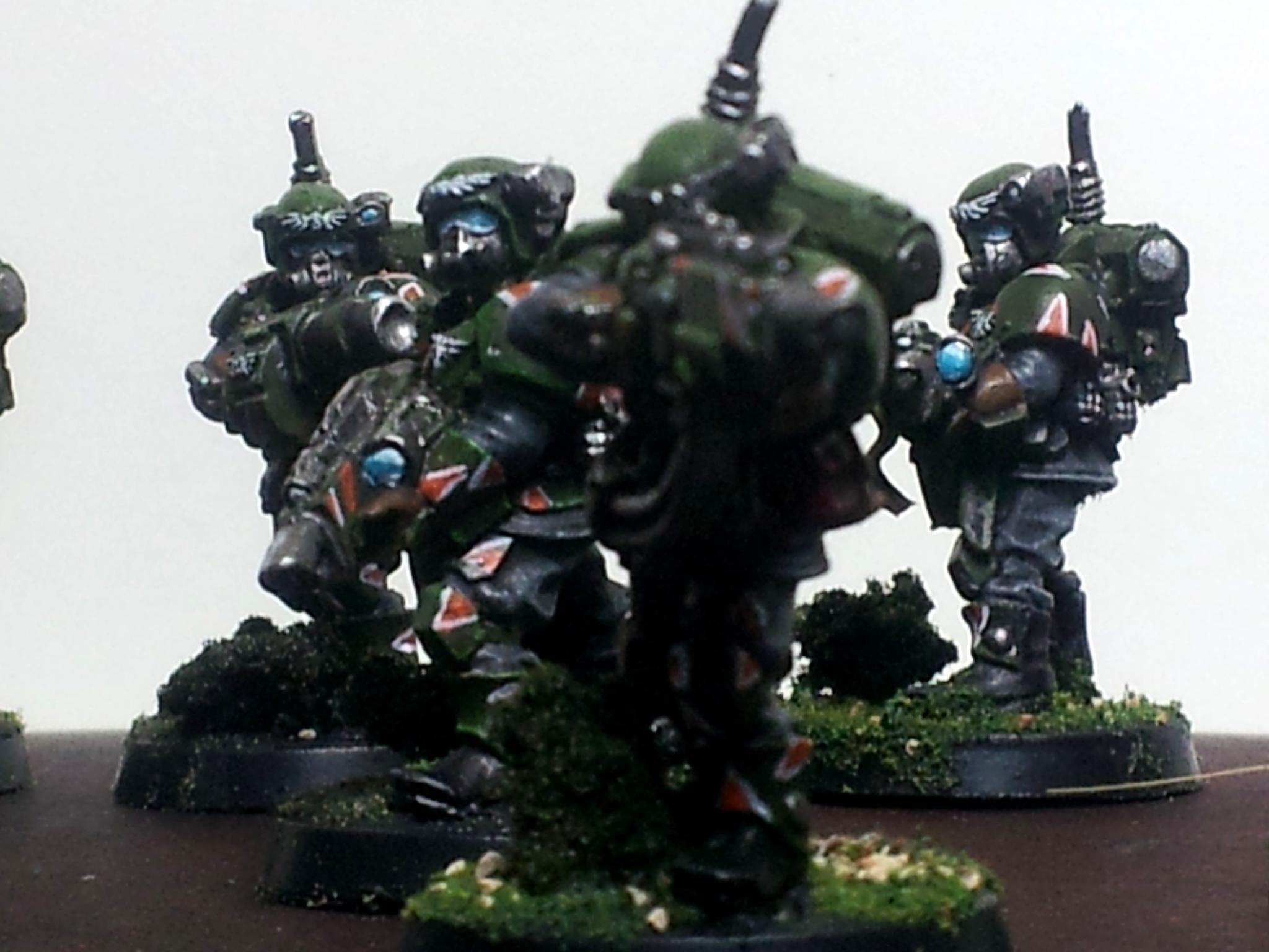 Imperial Guard, Storm Troopers, Warhammer 40,000