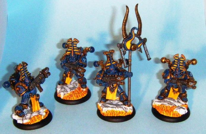 1000, All Is Dust, Banner, Bannière, Icône, Icon, Thousand Sons, Tzeetch