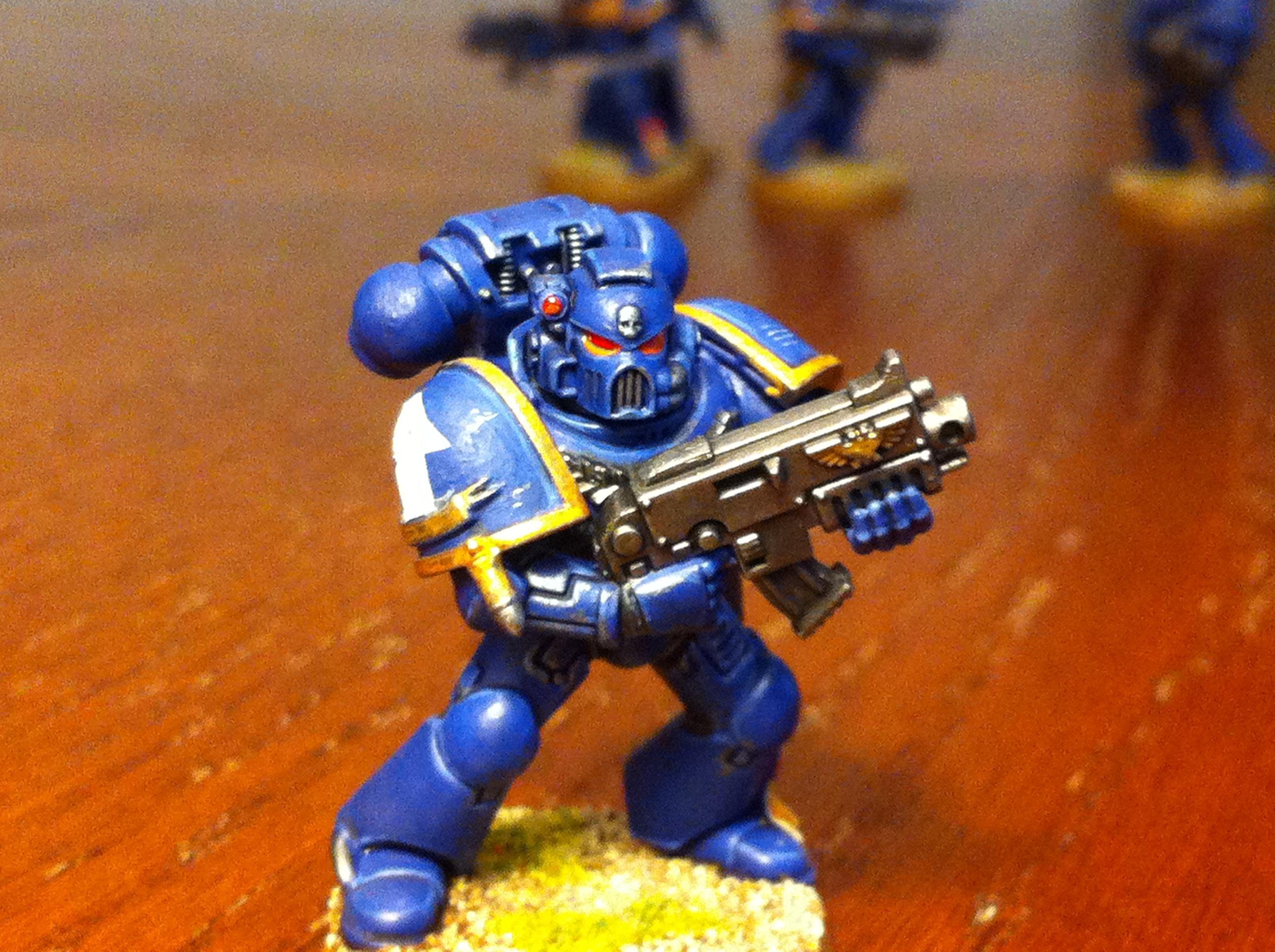 Ultramarine; Tactical