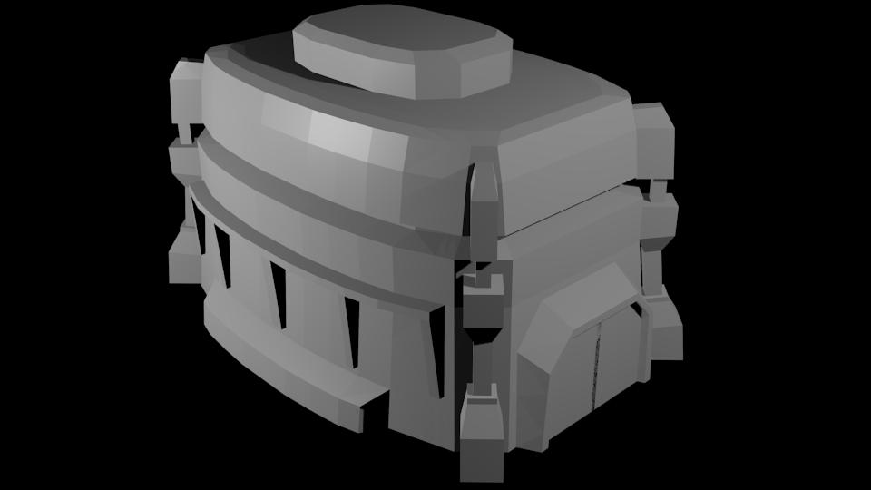 Base Render 1
