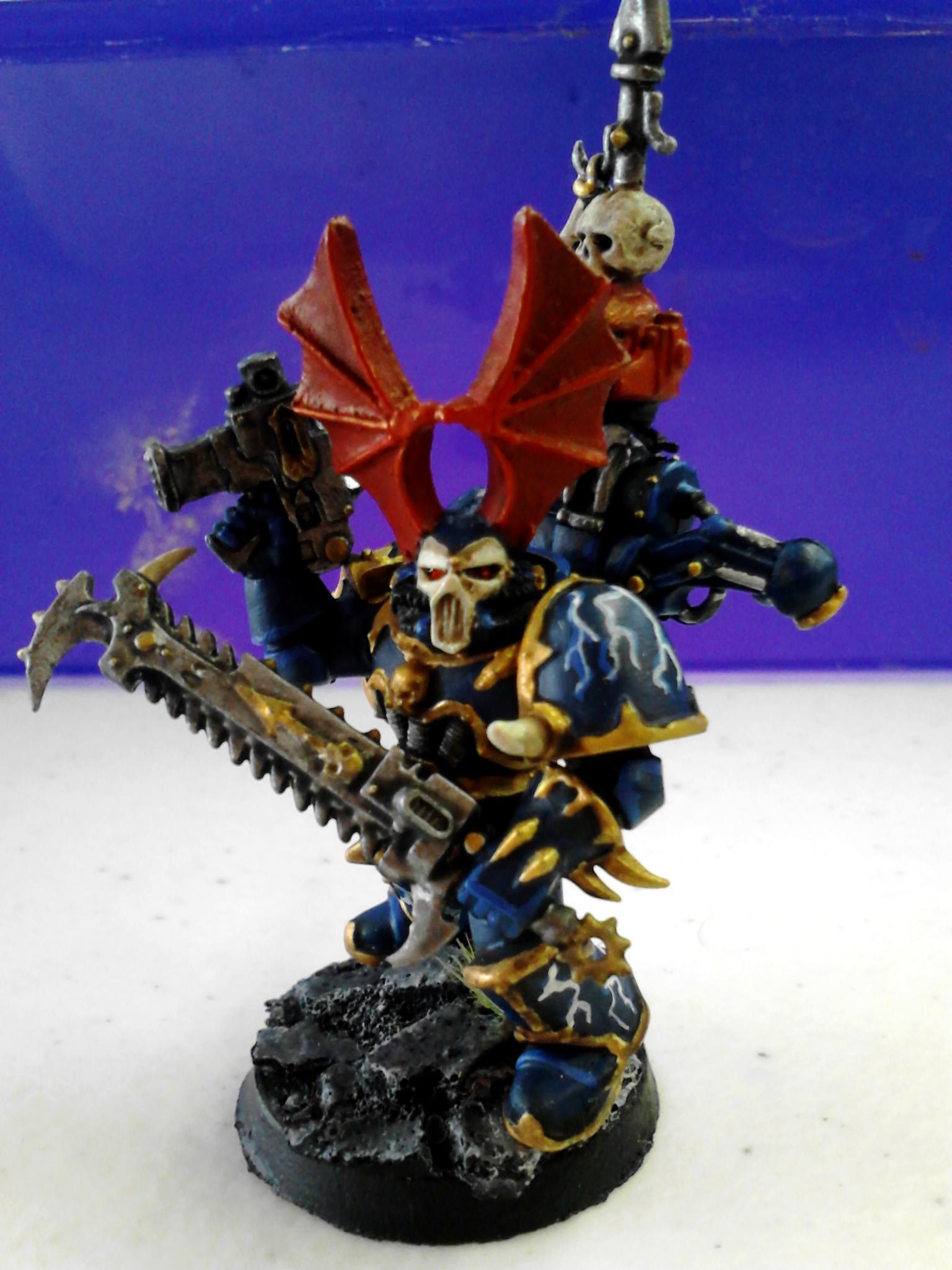 First Claw, Night Lords, Xarl