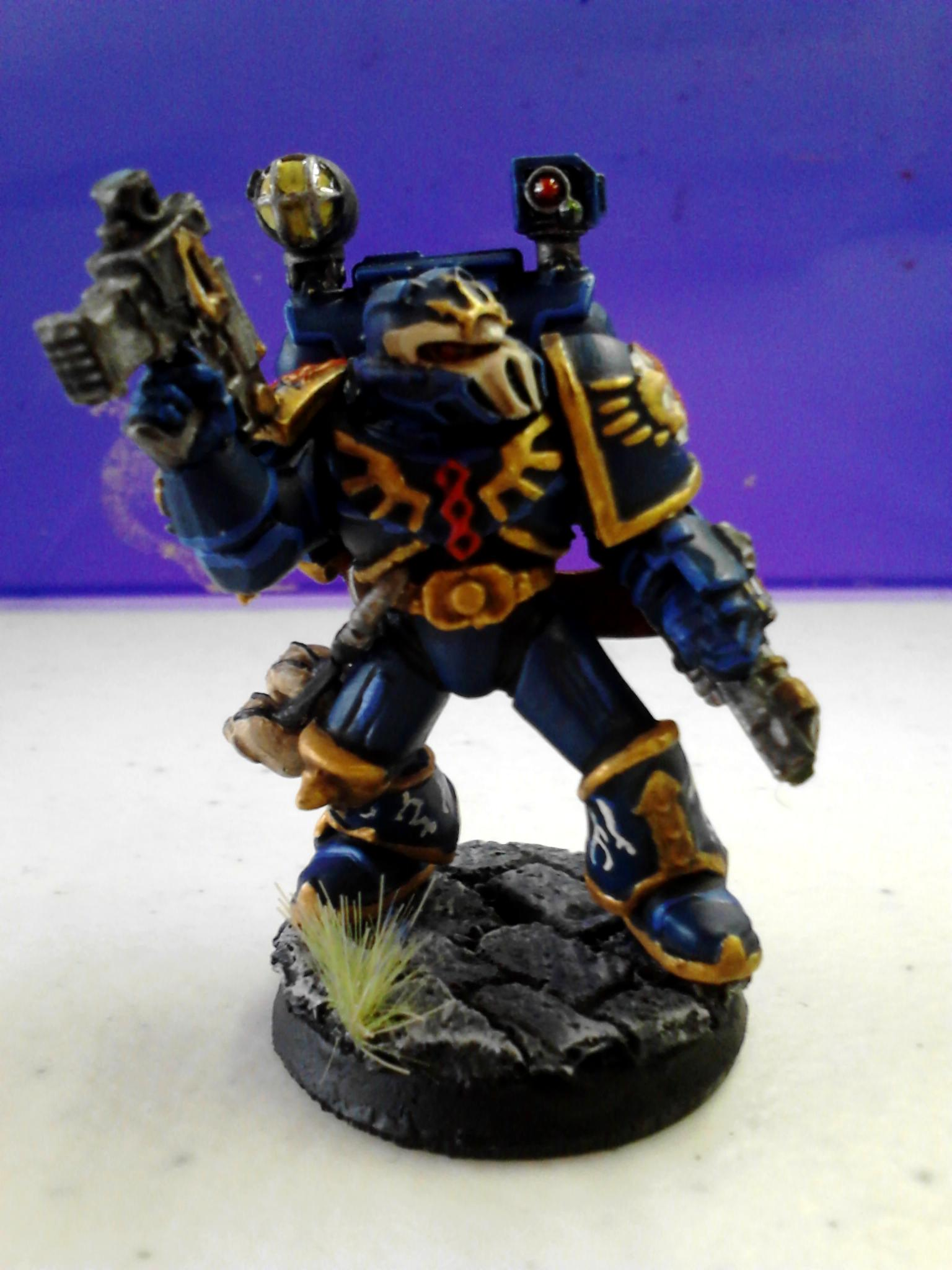 First Claw, Night Lords, Variel