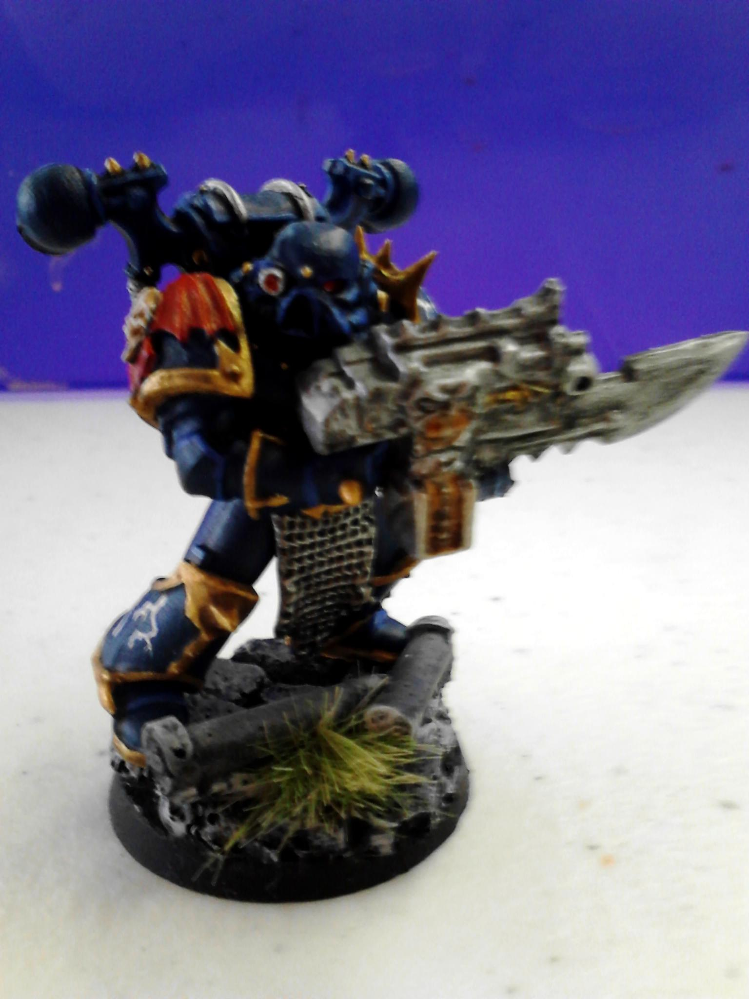 Cyrion, First Claw, Night Lords