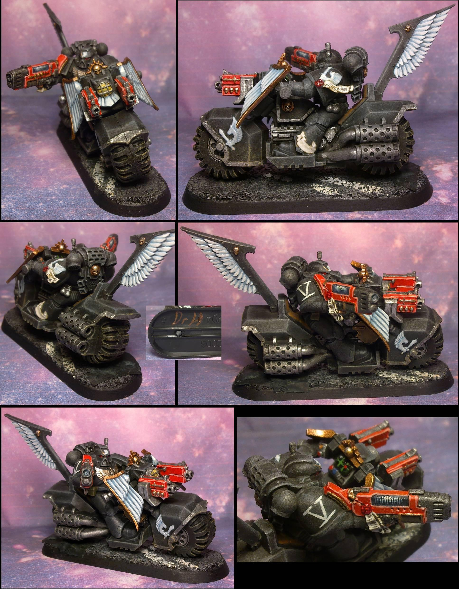 Deathwing, Dark Vengeance Ravenwing Biker 2