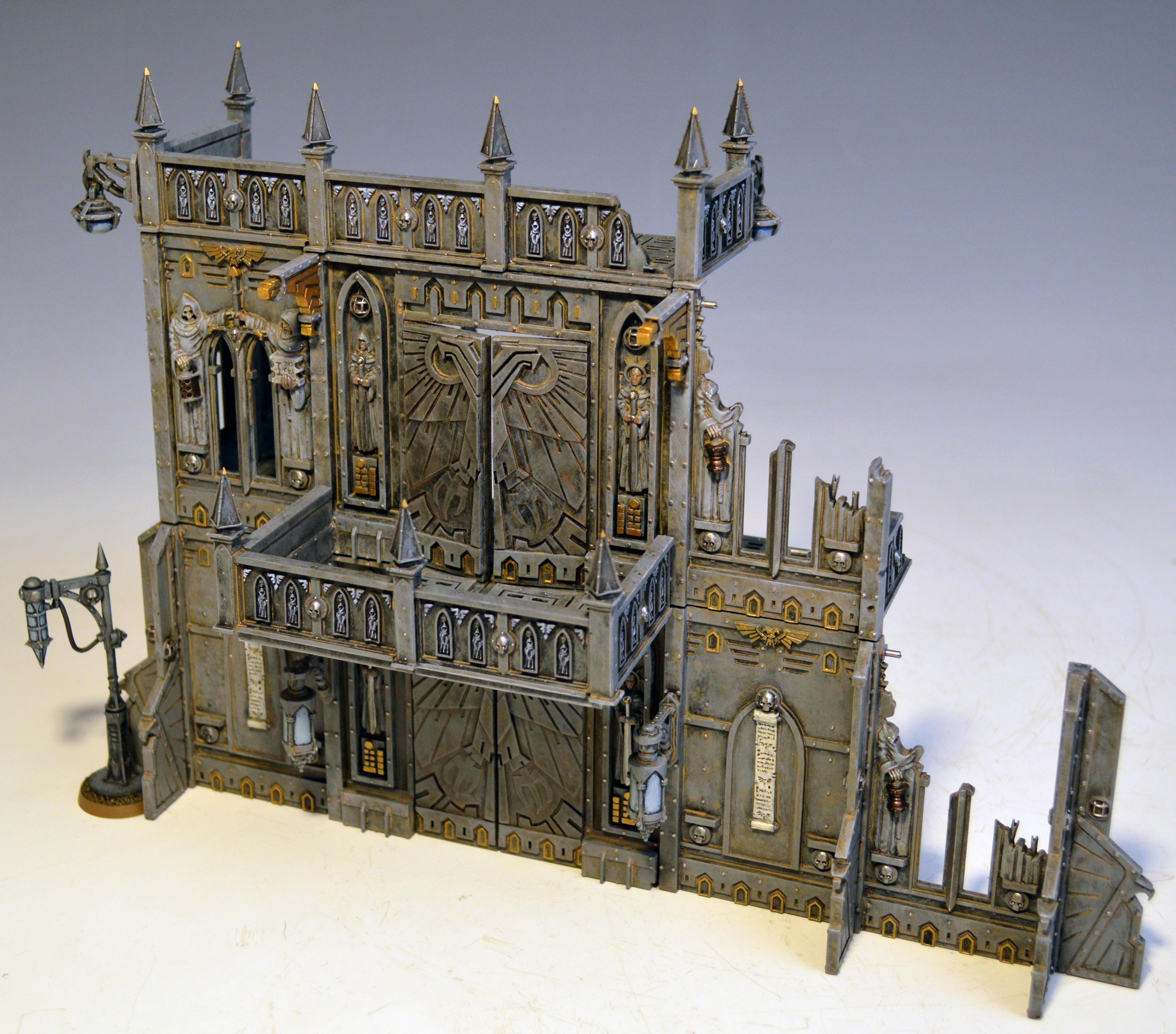 Buildings, Sanctum, Sanctum Imperialis