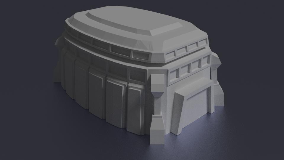 Bunker WIP 2