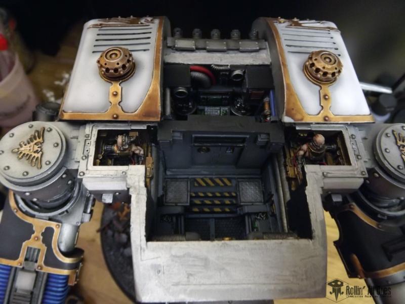 Cockpit, Forge World, Imperial, Interior, Titan, Warhound