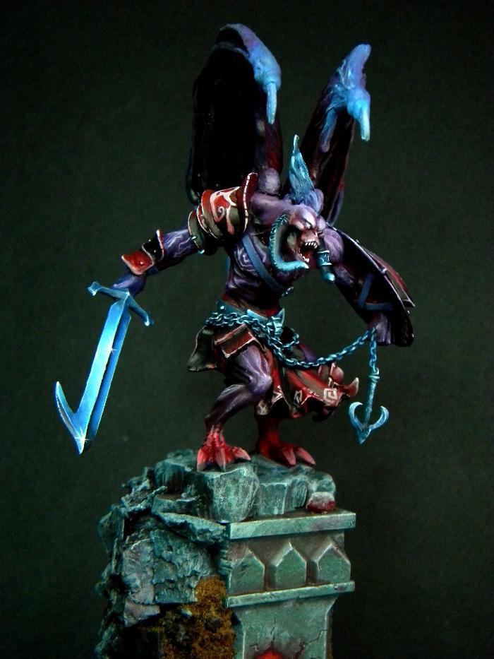 Chain, Daemon Prince, Daemons, Sword