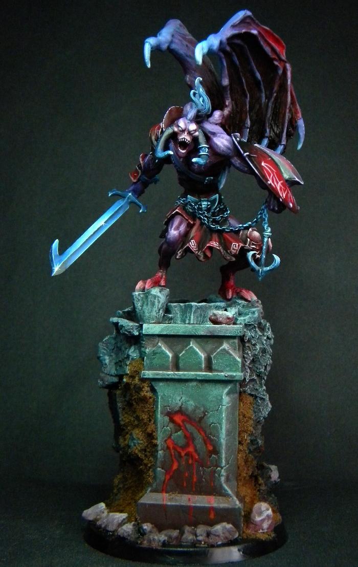 Daemon Prince, Daemons