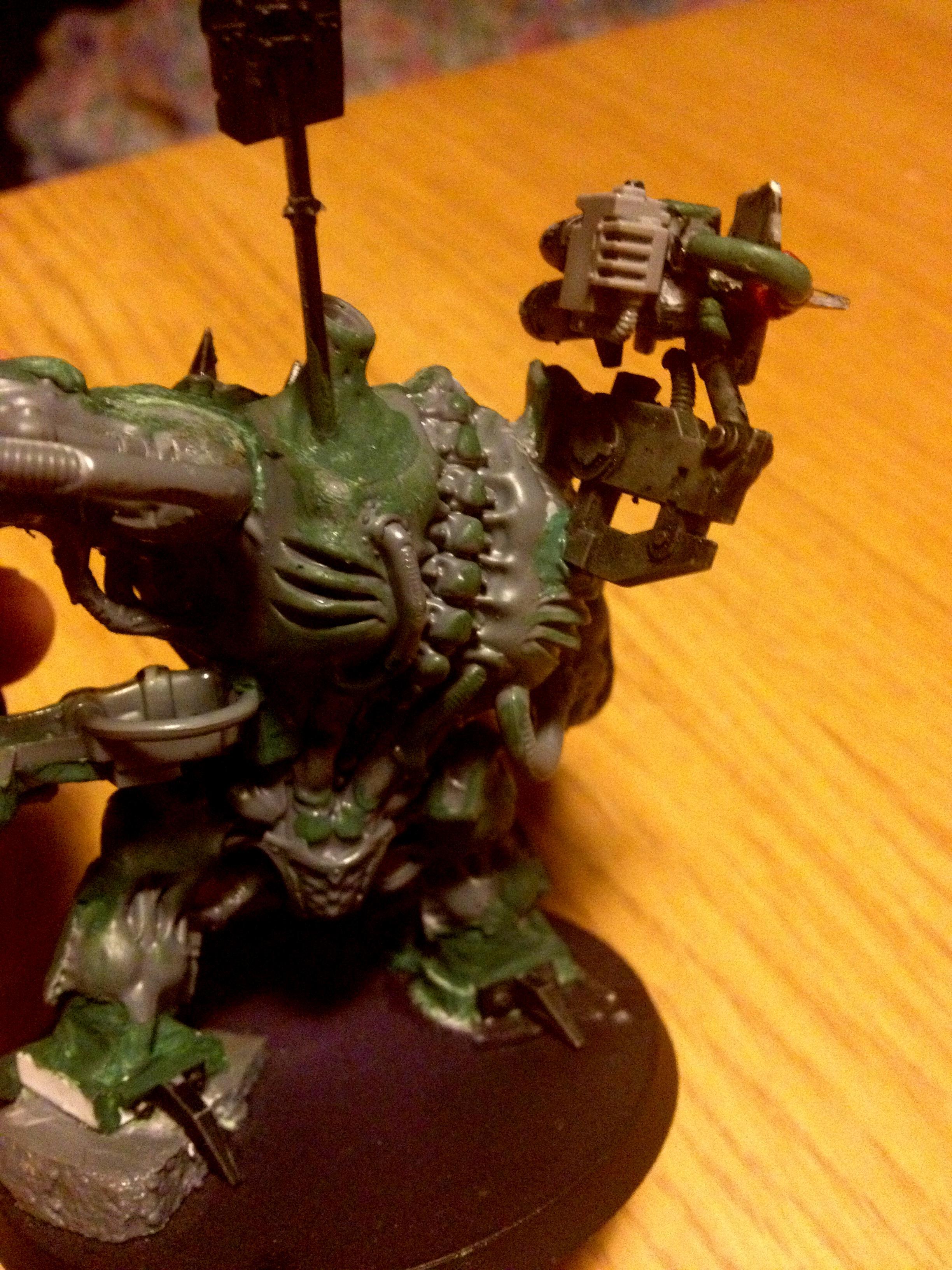 Deff Dread, Hellbrute, Ork Conversion