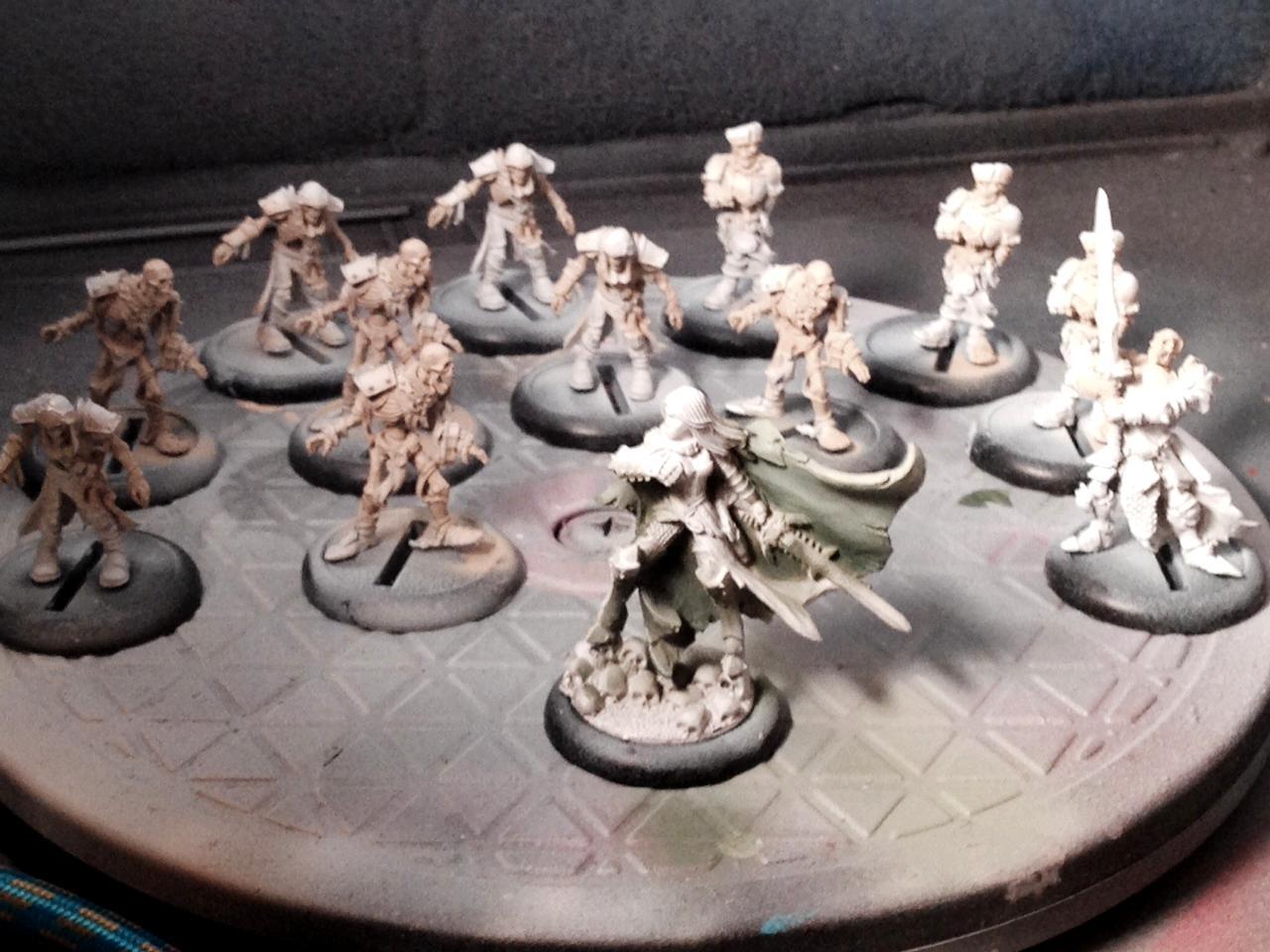 Alexia, Mercenary, Privateer Press, Risen, Warmachine