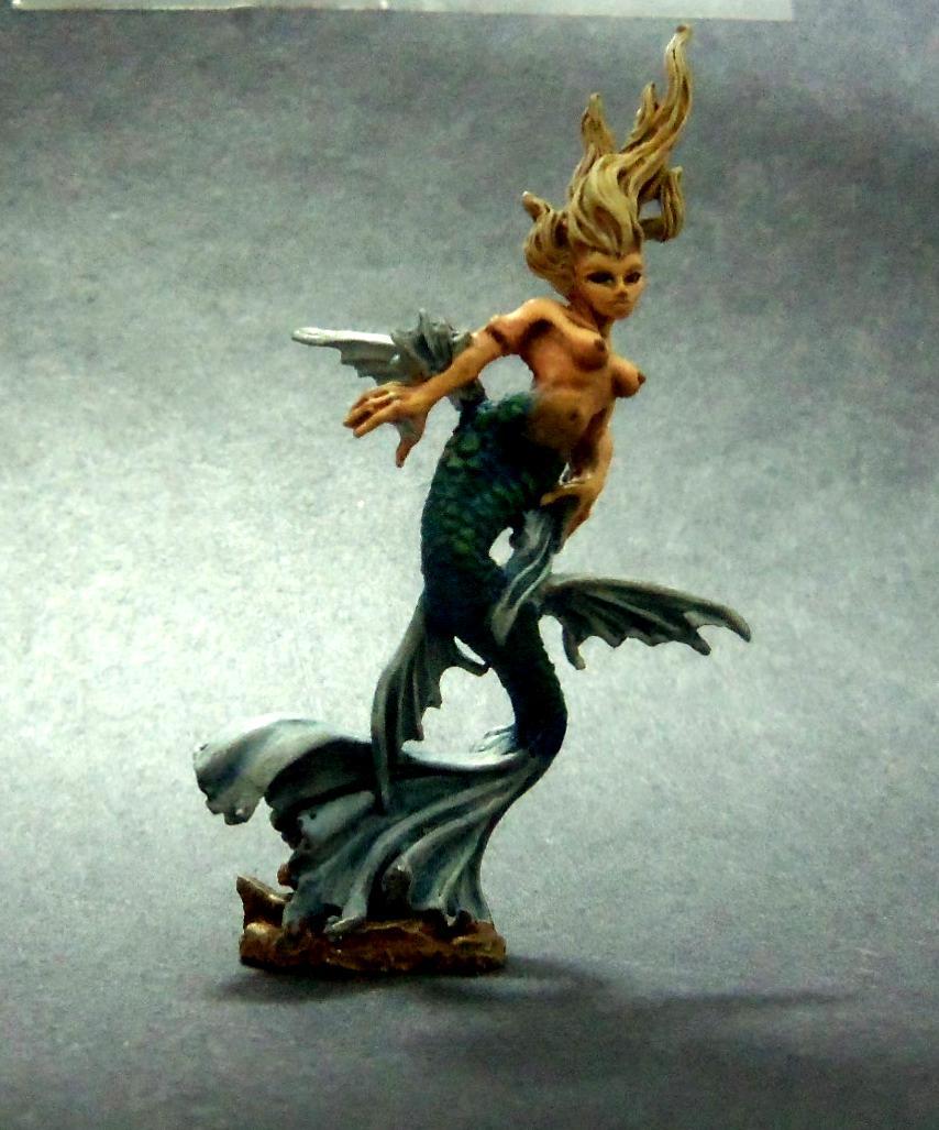 Mermaid, Reaper, Mermaid