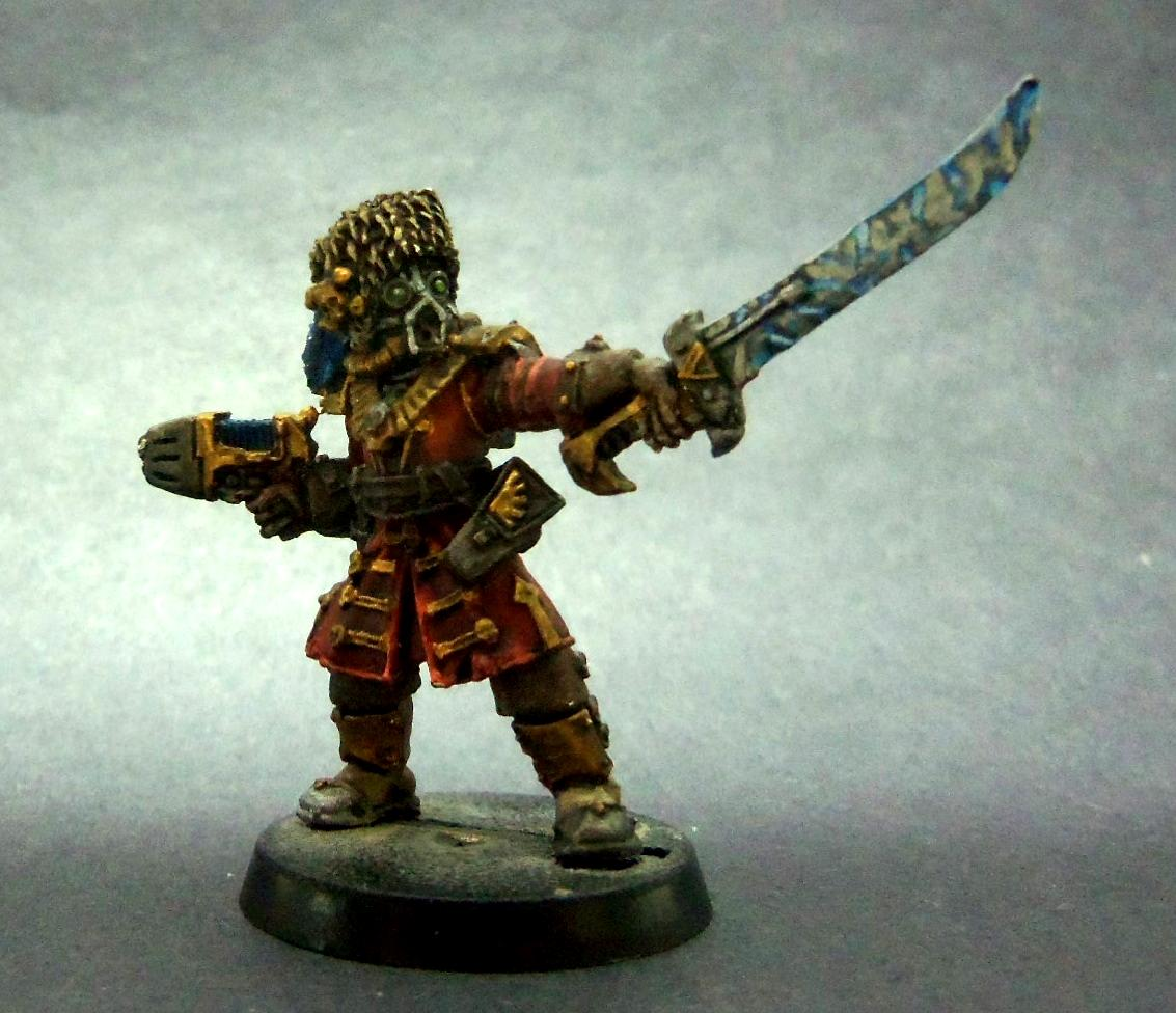 Imperial Guard, Vostroyan