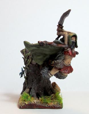 Elves, Scratch Build, Waywatcher, Wood