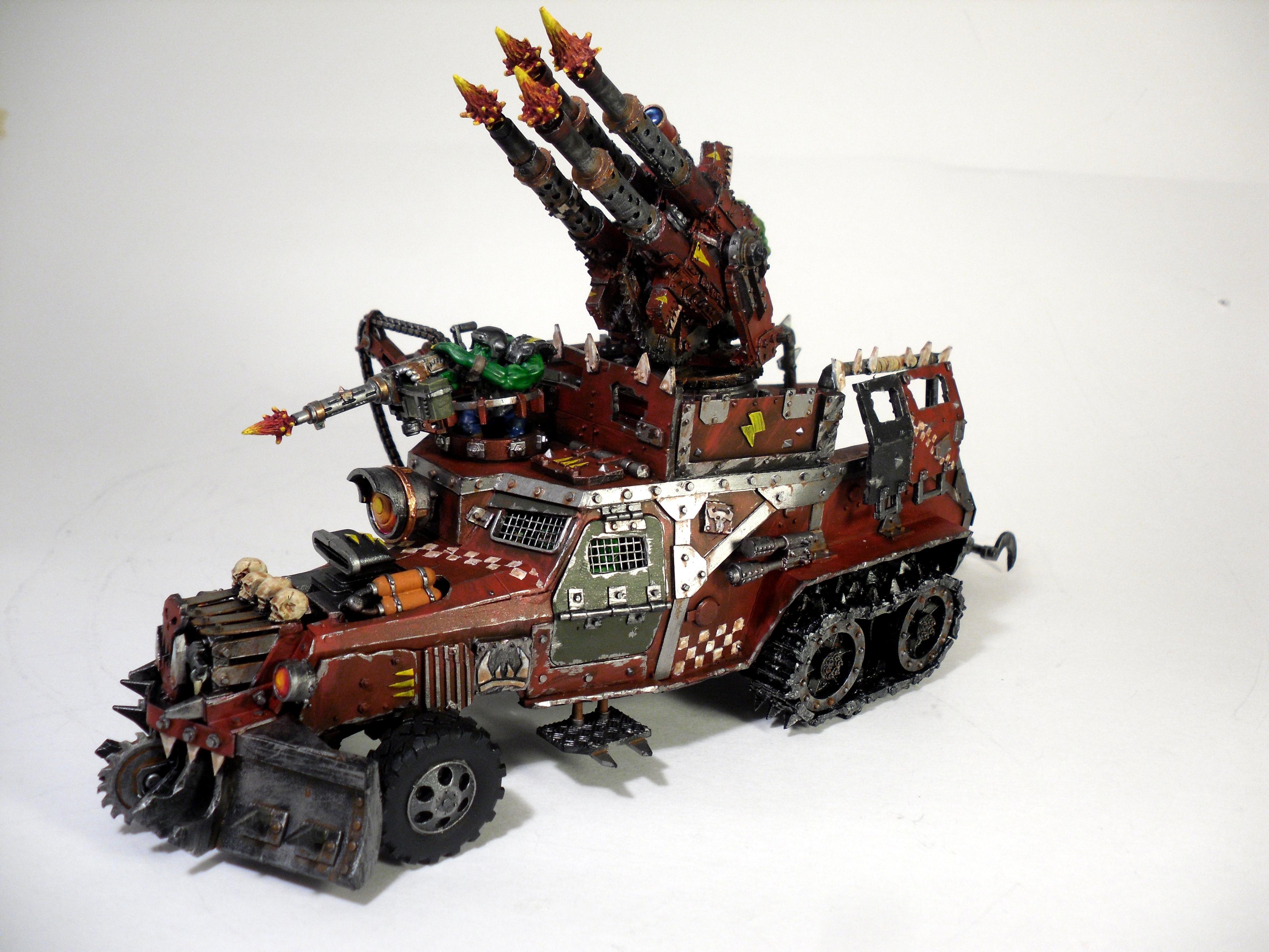Ork Trukk, Orks, Transport