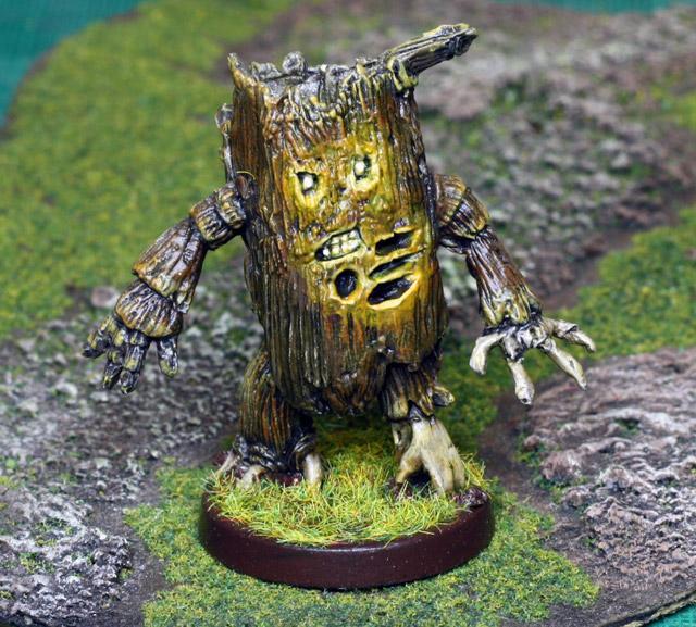 Alternate, Blood Bowl, Impact Miniatures, Treeman