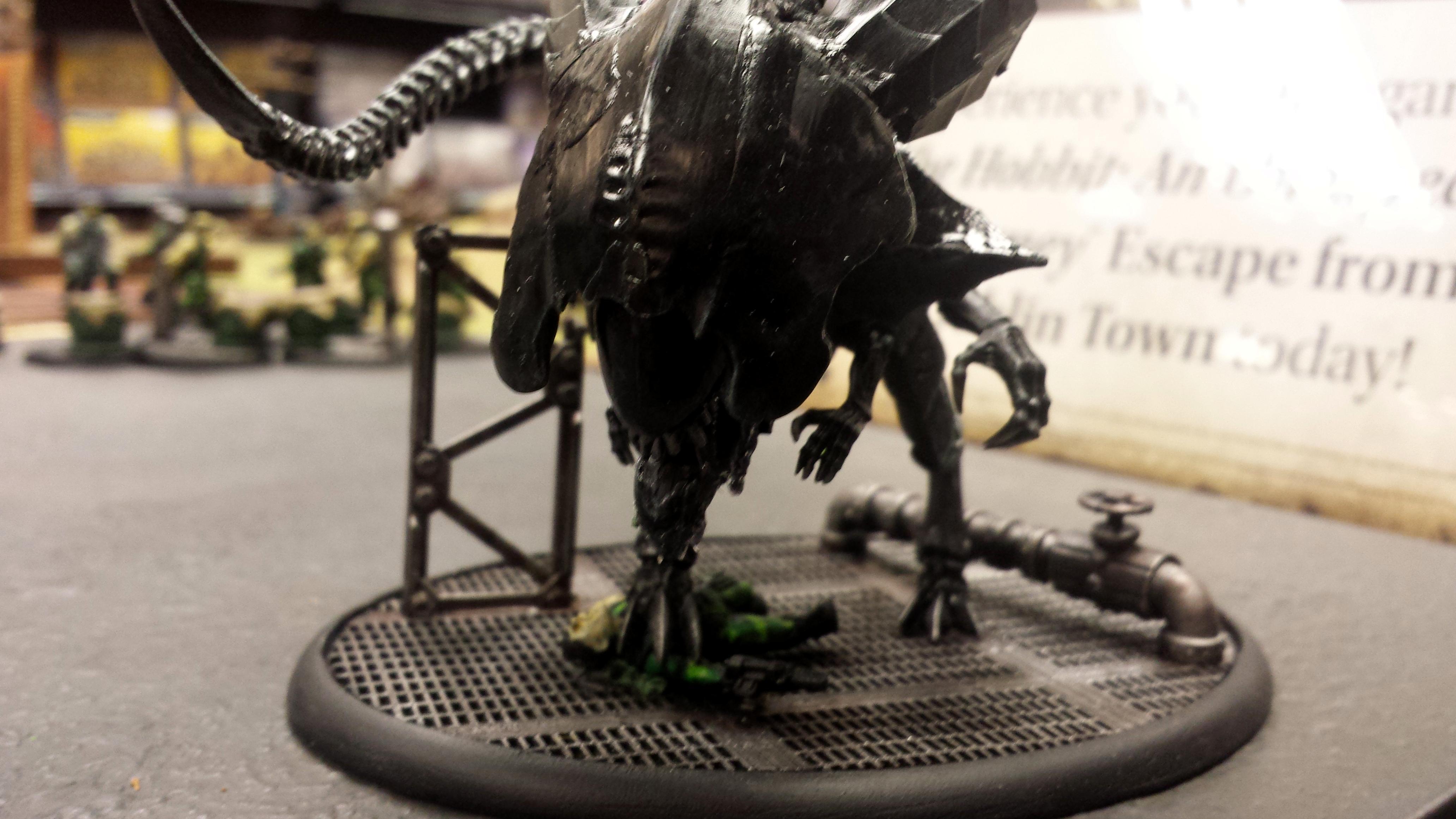 Alien, Aliens, Deathleaper, Doom Of Malantai, Genestealer, Hive Fleet, Hive Tyrant, Mycetic Spore, Spore Mine Clusters, Swarmlord, Tyranids, Warhammer 40,000, Warriors, Ymgarl Genestealers
