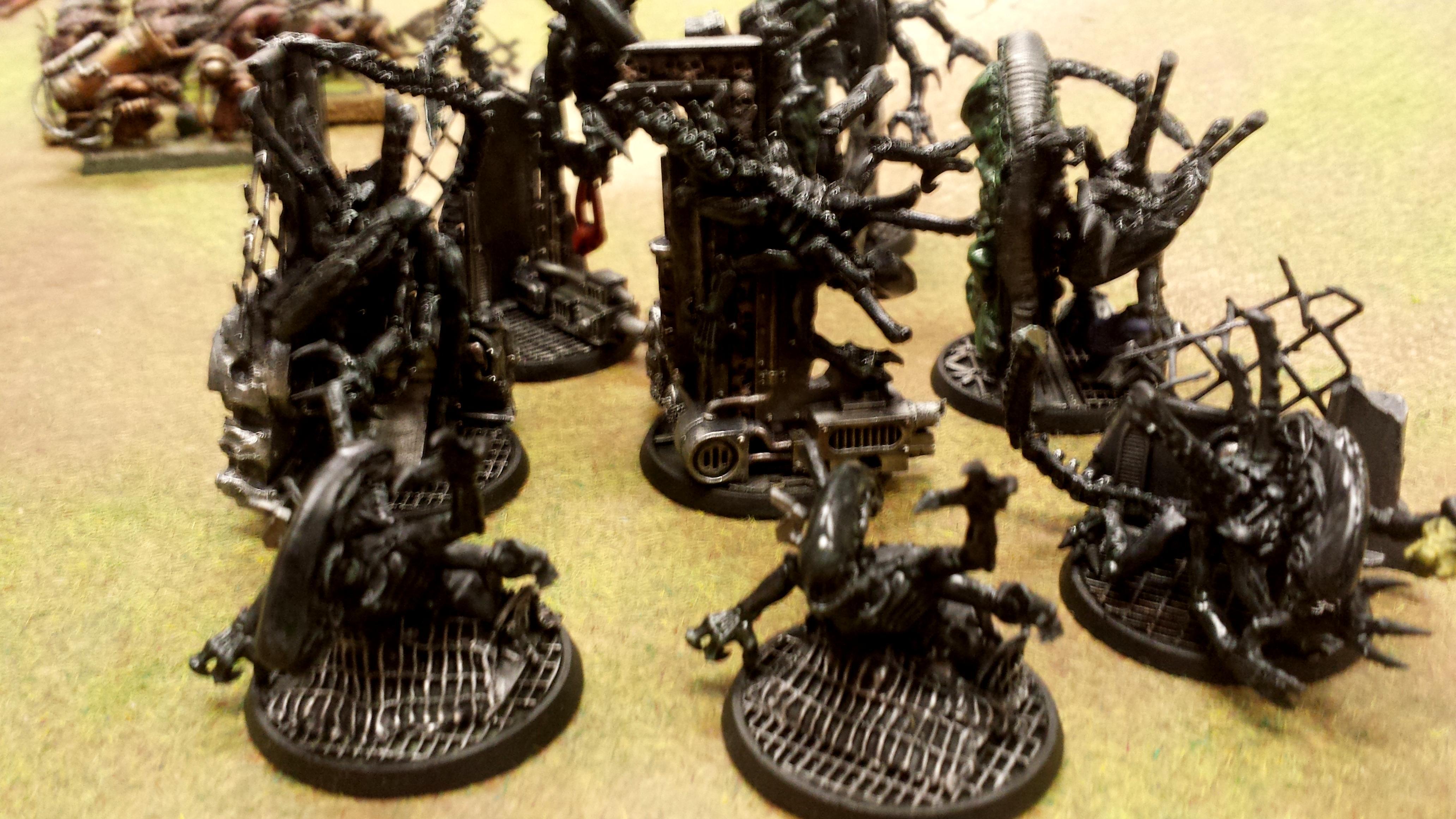 Alien, Aliens, Deathleaper, Doom Of Malantai, Genestealer, Hive Fleet, Mycetic Spore, Spore Mine Clusters, Swarmlord, Tyranids, Tyranidsgenestealers, Warhammer 40,000, Warriors, Ymgarl Genestealers