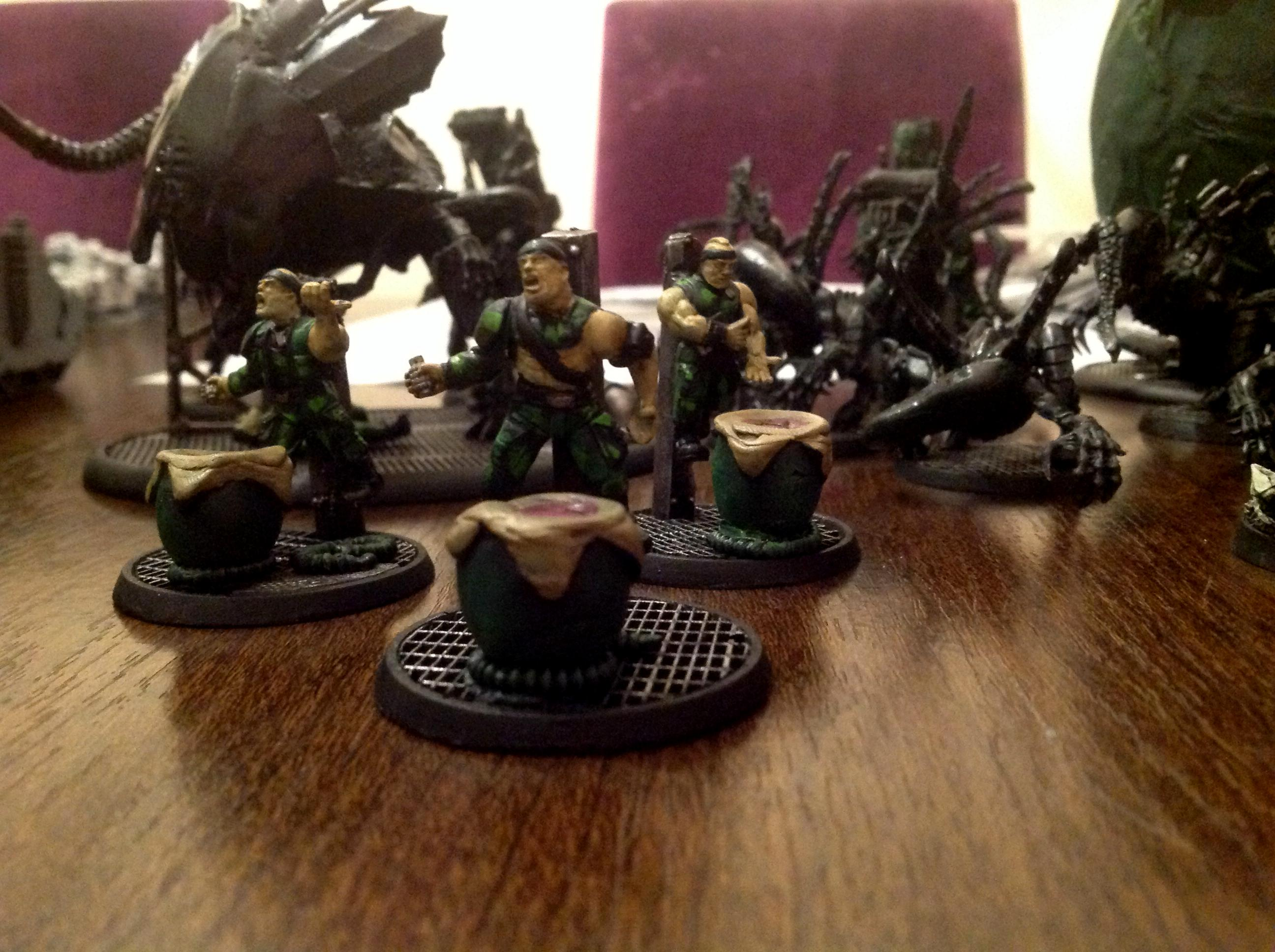 Alien, Aliens, Deathleaper, Doom Of Malantai, Genestealer, Hive Fleet, Mycetic Spore, Spore, Spore Mine Clusters, Swarmlord, Tyranids, Warhammer 40,000, Warriors, Ymgarl Genestealers