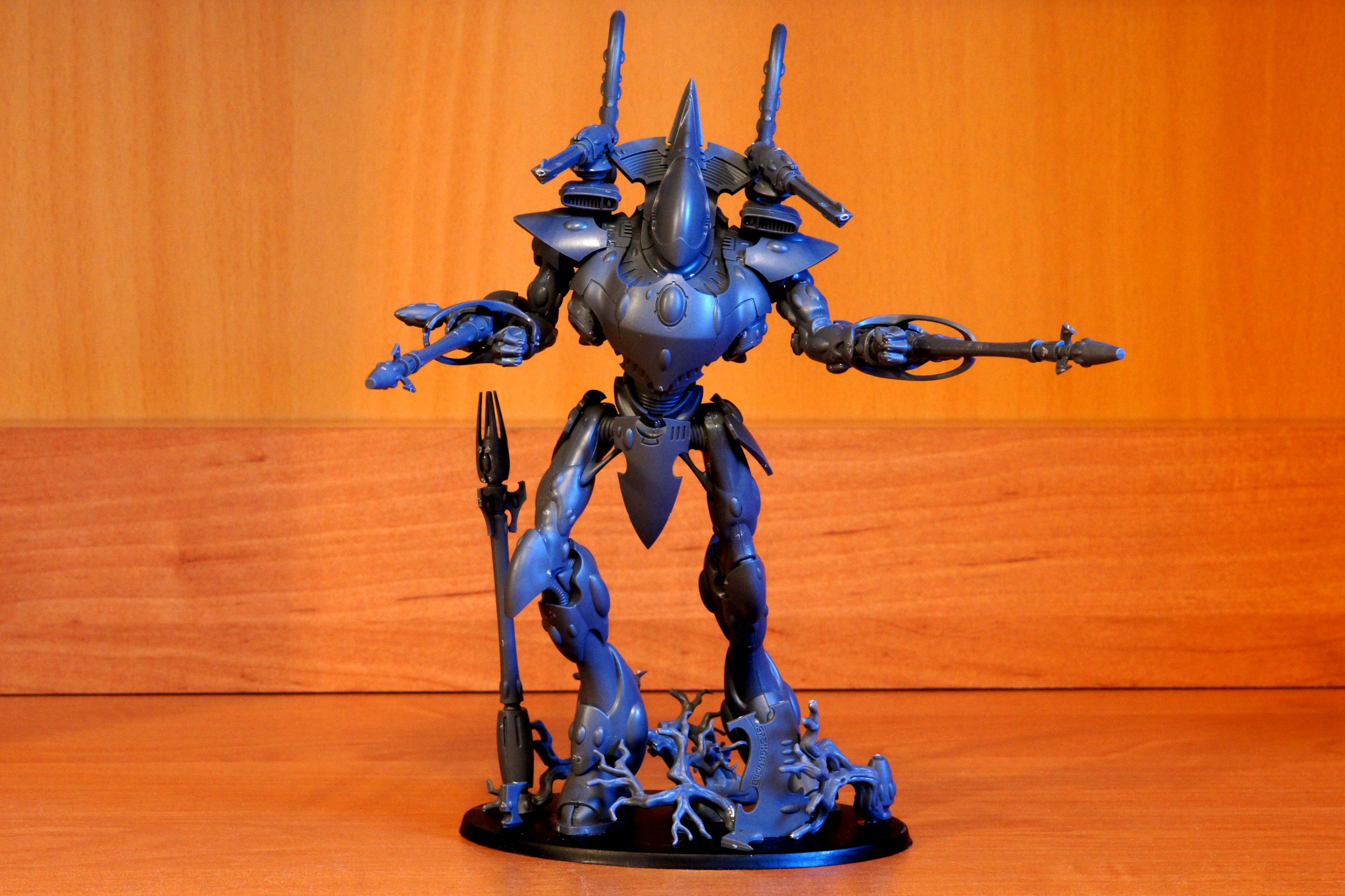 Eldar, Super-heavy, Wraithknight