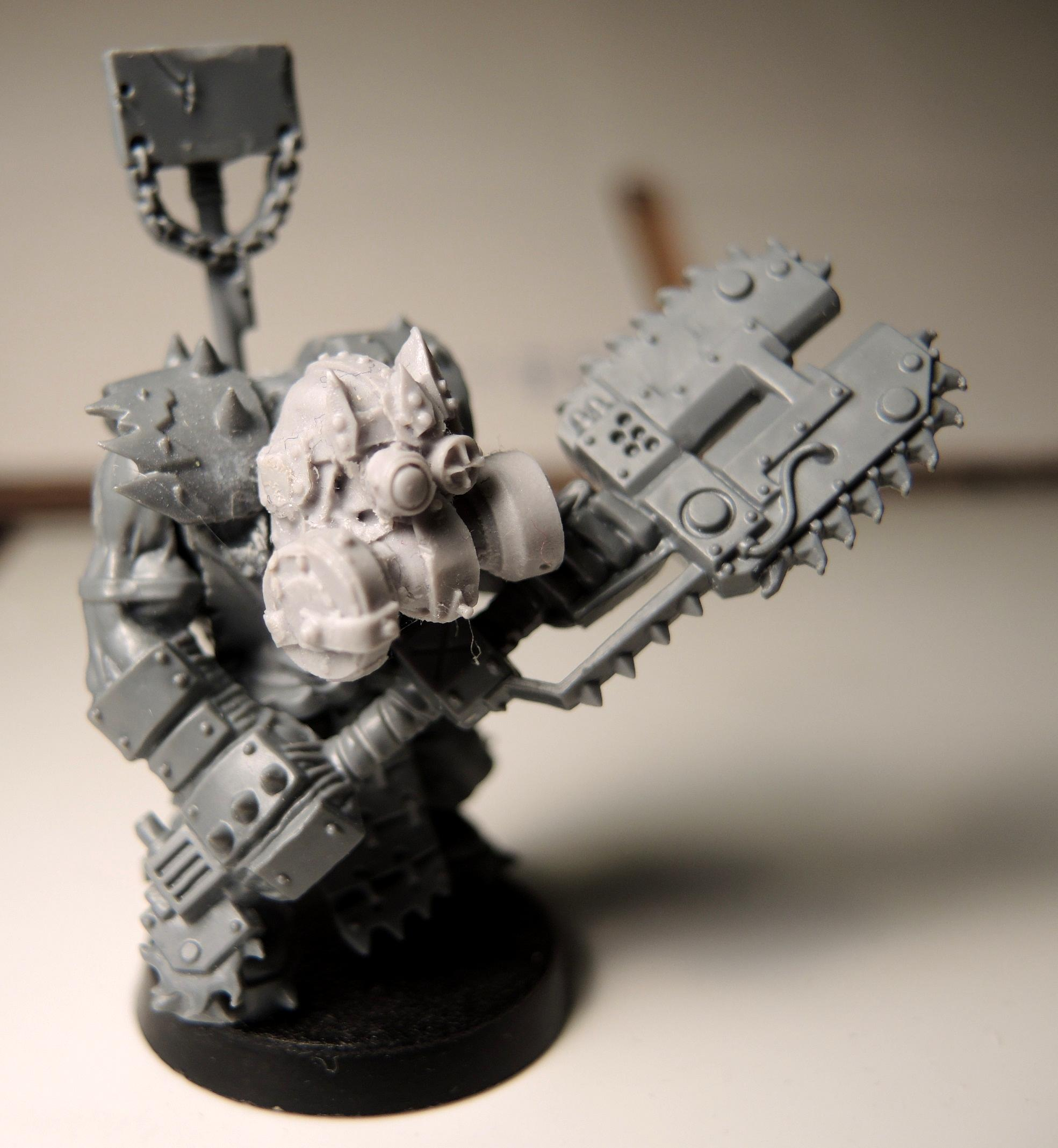Bad Moons, Conversion, Deathskulls, Kommando, Orks
