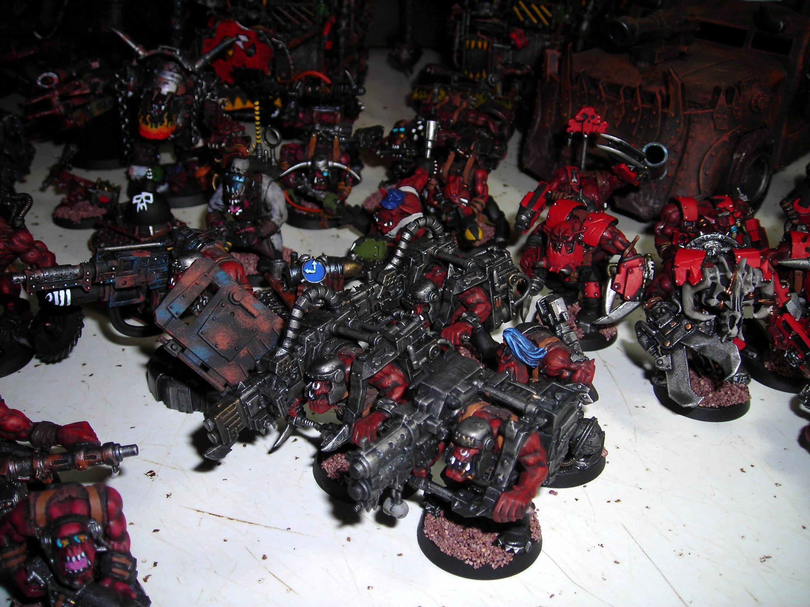 Lootaz, Orks, Red Orks, Warhammer 40,000