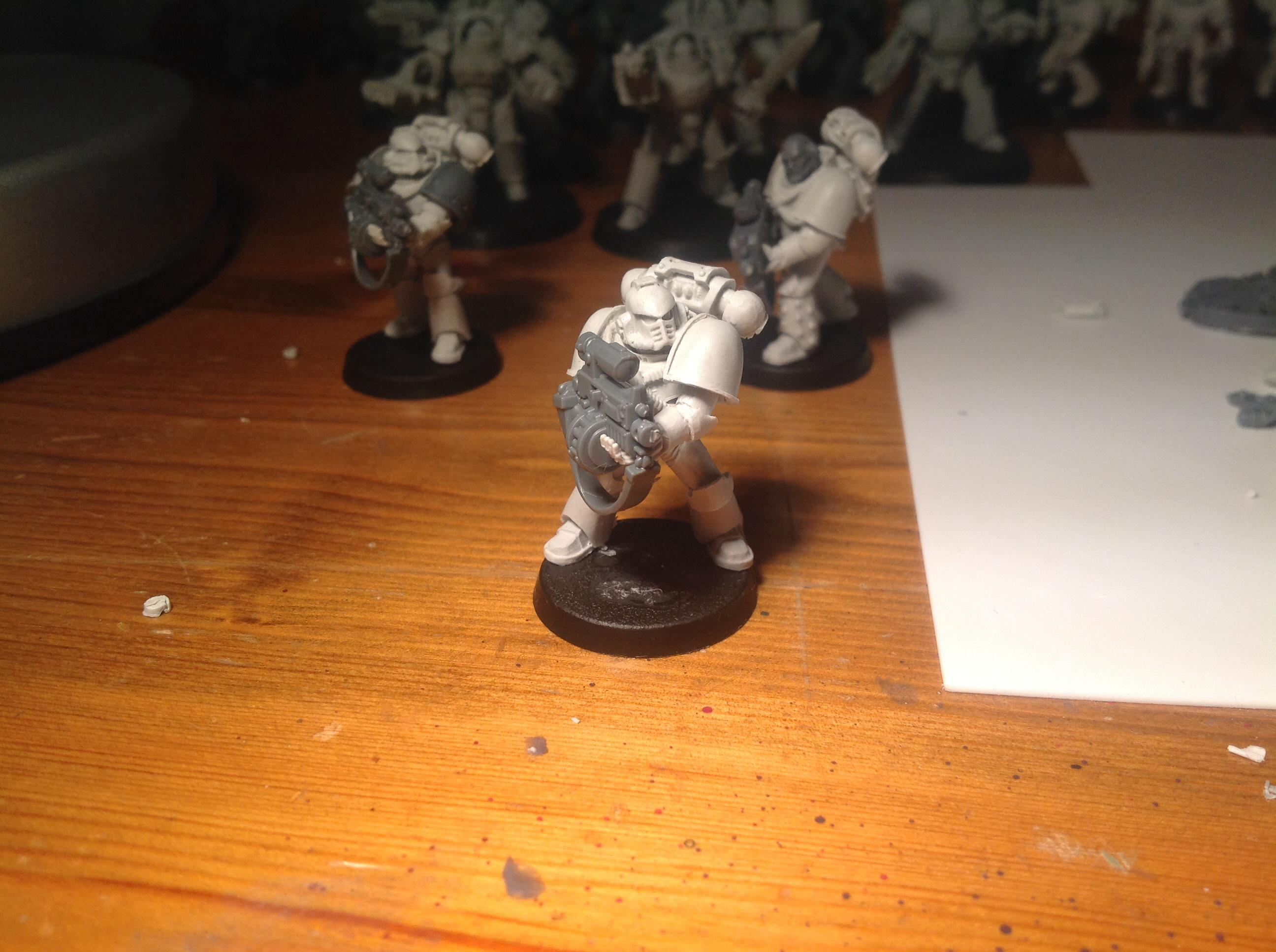 Space Marines, Sternguard