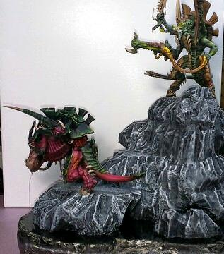 carnifex and tyrant...random paint jobs