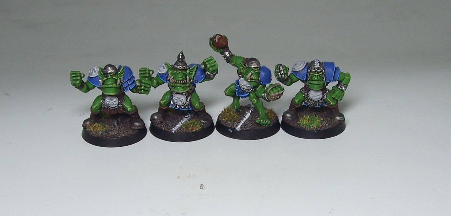 blood bowl orc blitzers