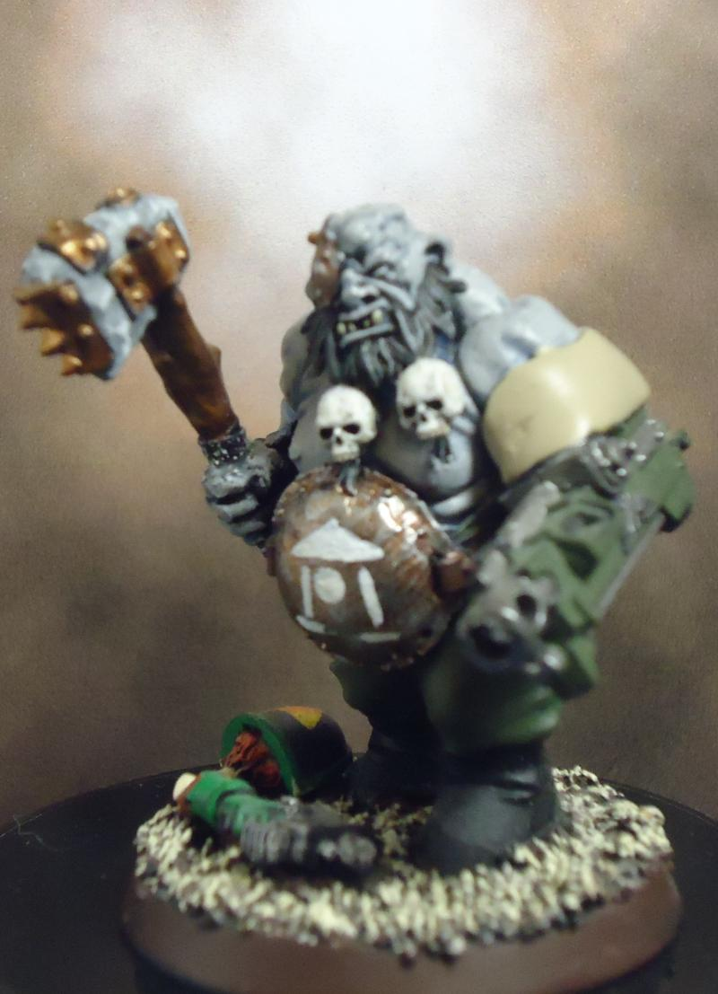 Abhuman Conversion Imperial Guard Ogres Ogryns Ogryn 6