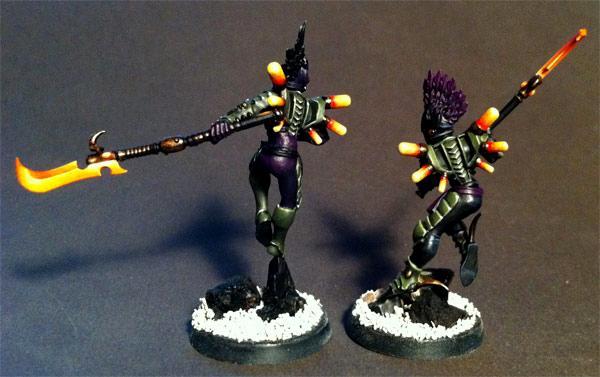 Dark Eldar, Drukhari, Incubi, Warhammer 40,000