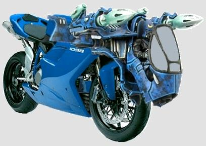Bike, Conversion, Eldar, Jetbike, War Walker