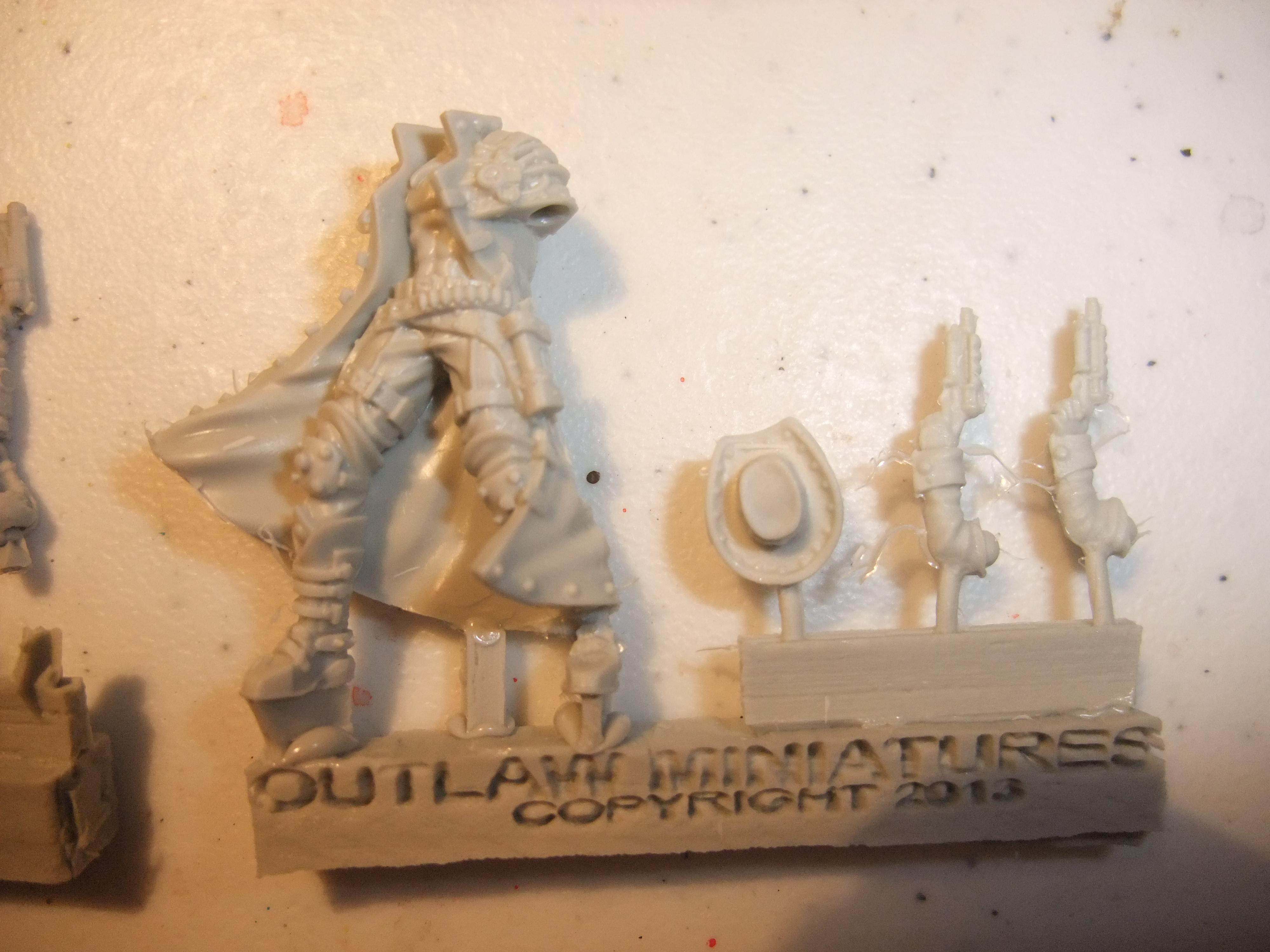 Outlaws, Unboxing, Wild West Exodus, Wwx