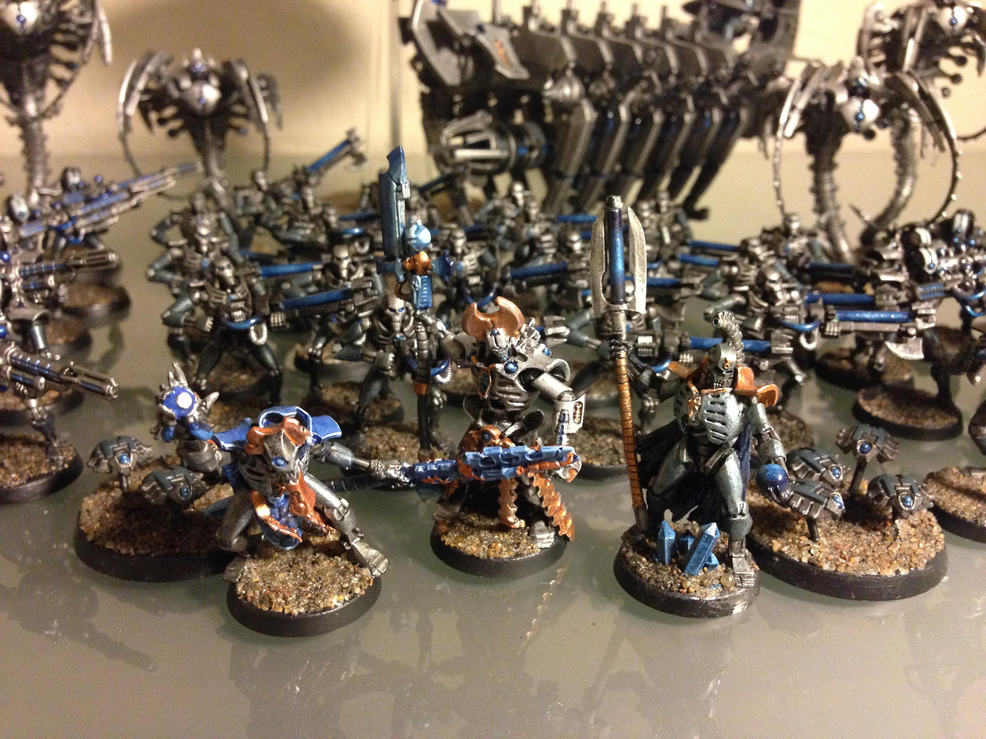 Characters, Necron Army