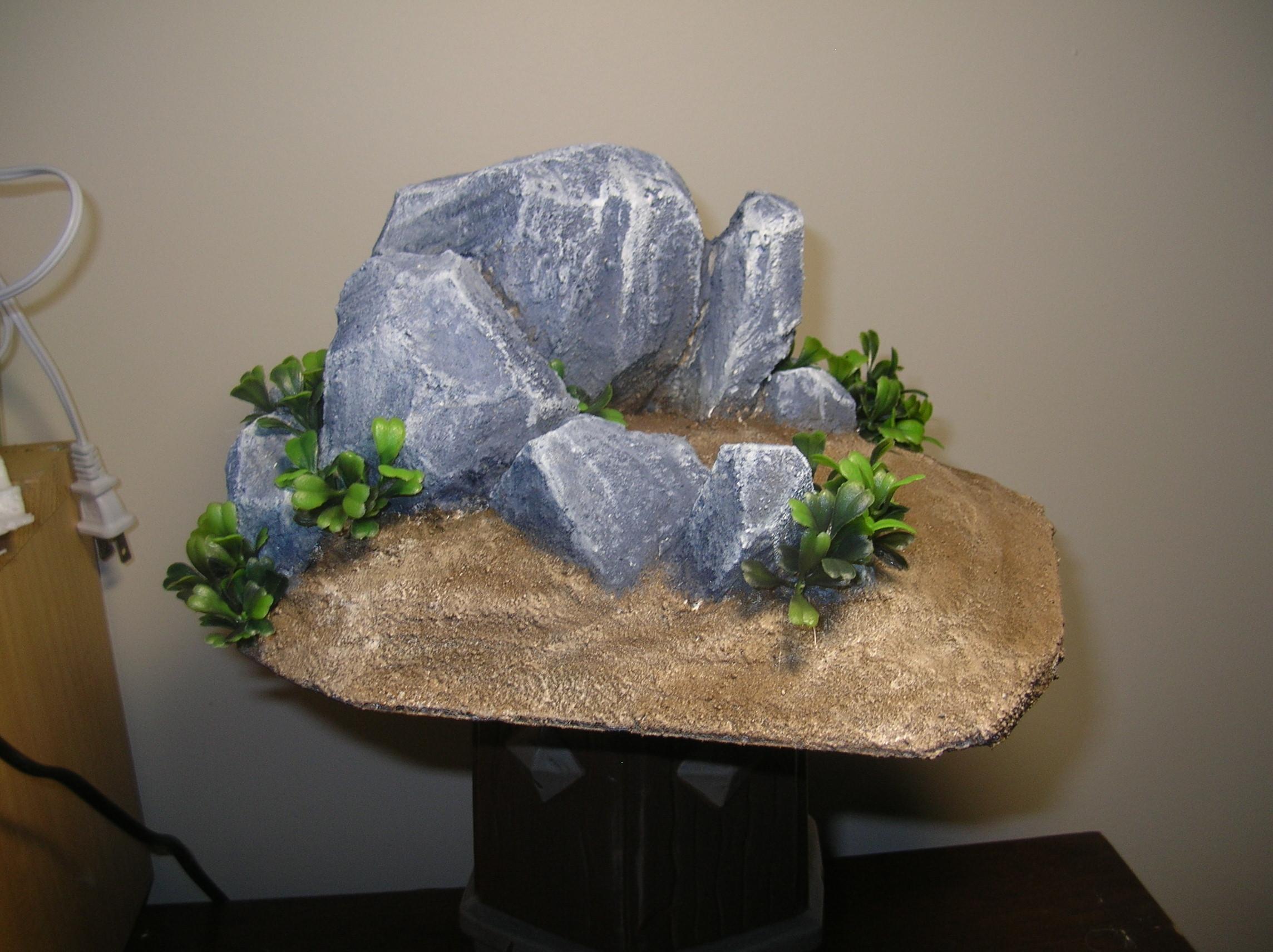 Rocks, Terrain, Some Simple Rocks