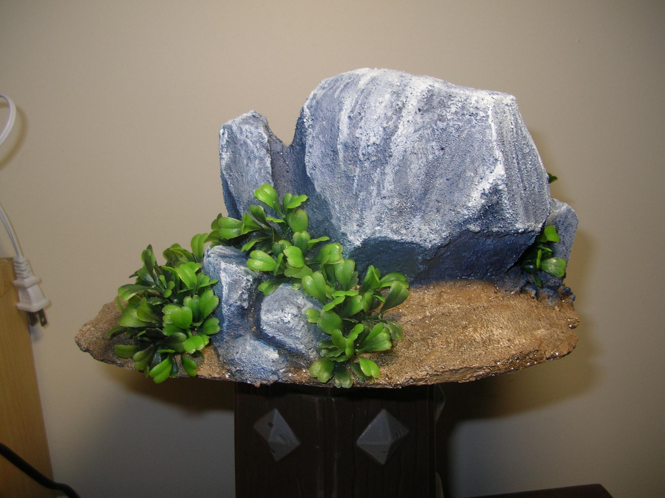 Rocks, Terrain, Some Simple Rocks 2
