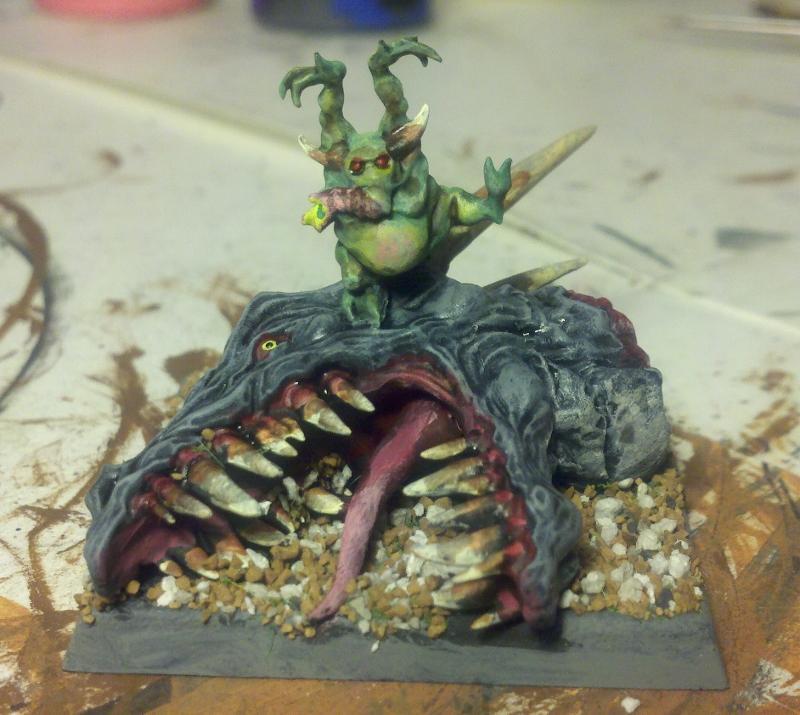 Daemons, Nurgle, Nurgling, Warhammer Fantasy
