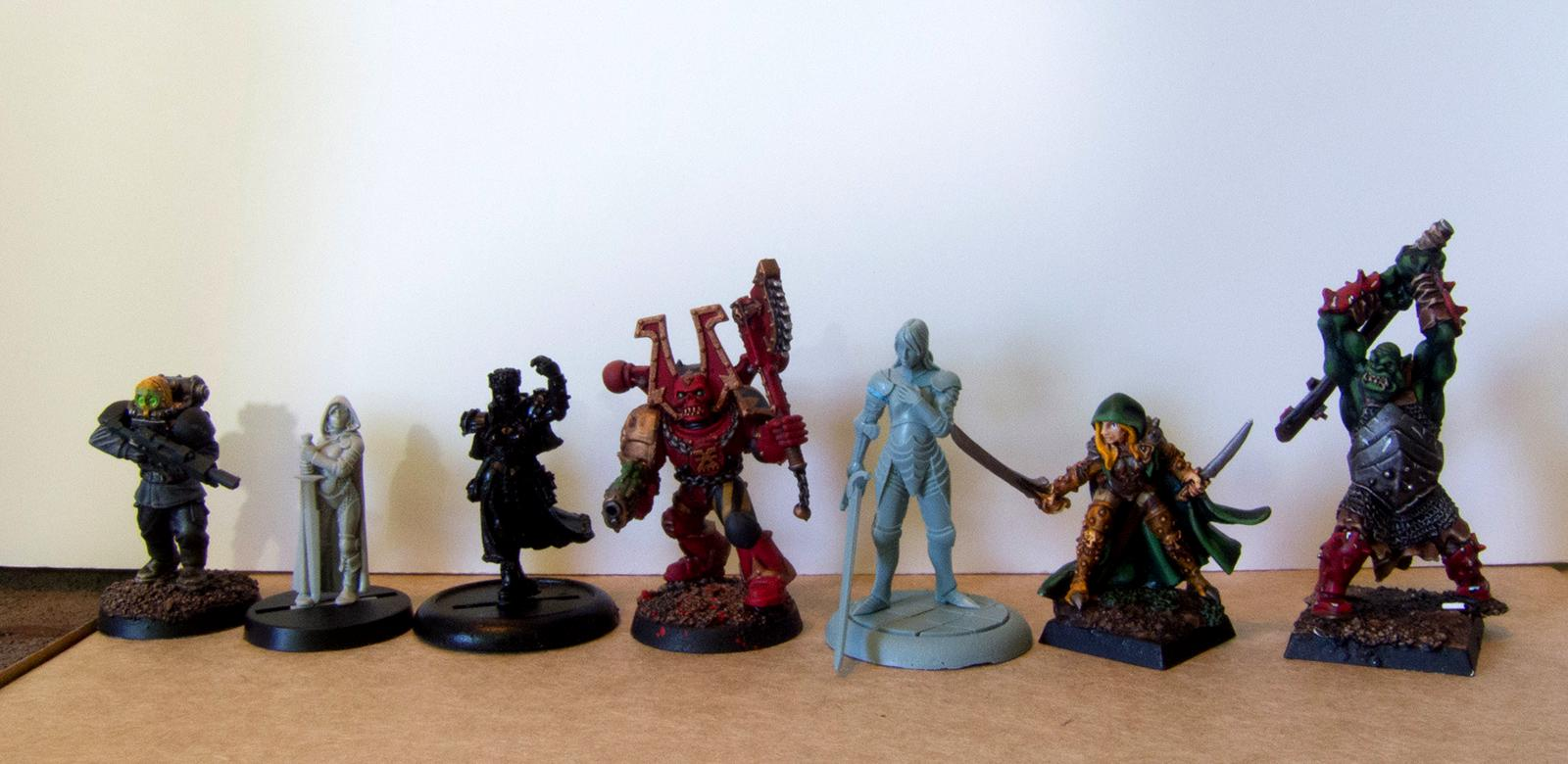 Hasslefree, Privateer Press, Reaper