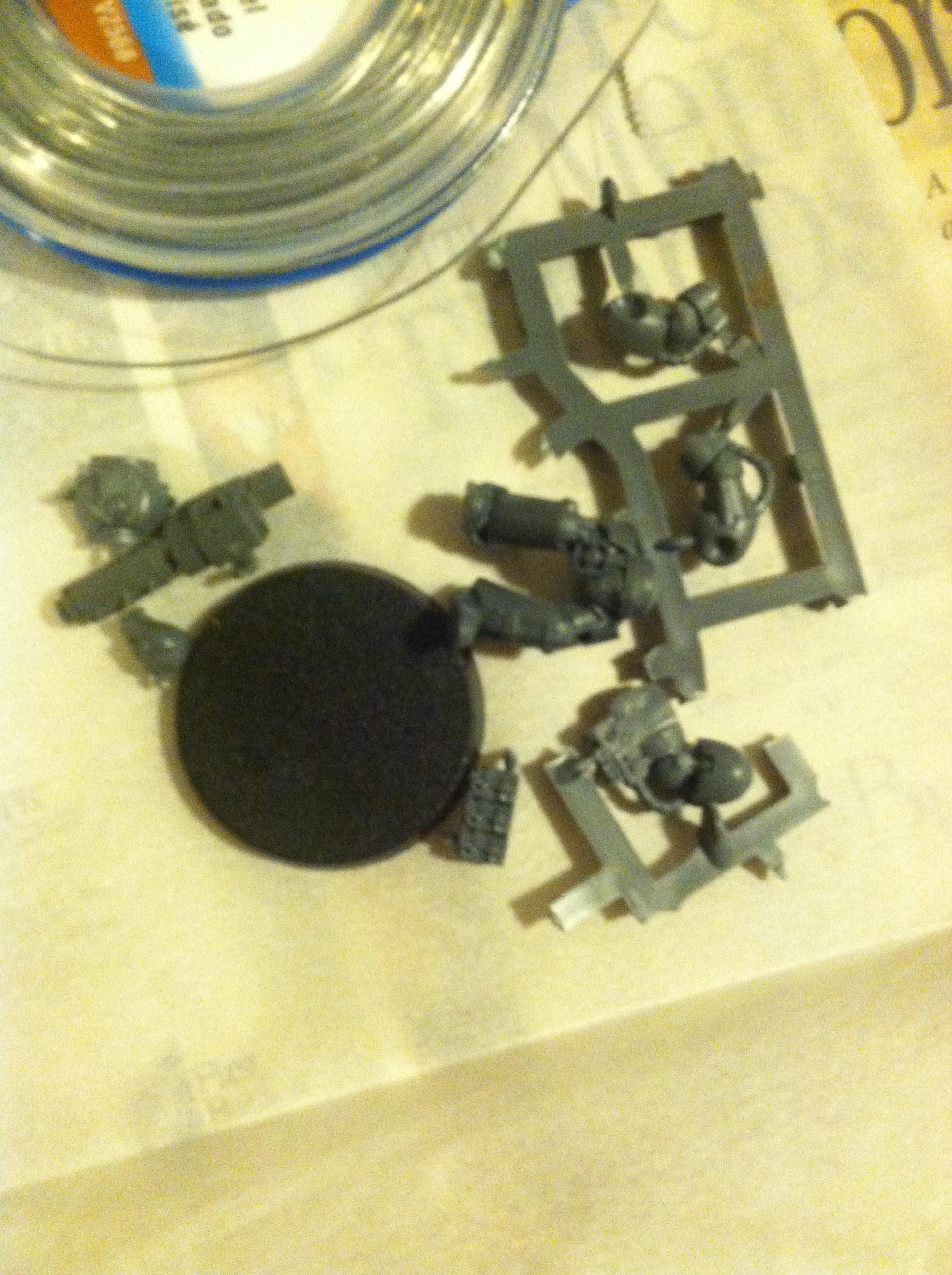 Mantis Maker, Snipers, Terminator Armor, Work In Progress