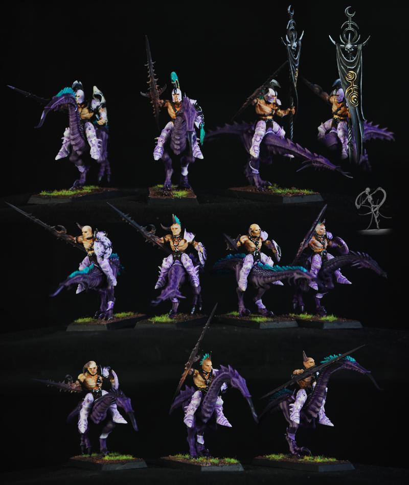 Slaanesh, Warhammer Fantasy, Warriors Of Chaos