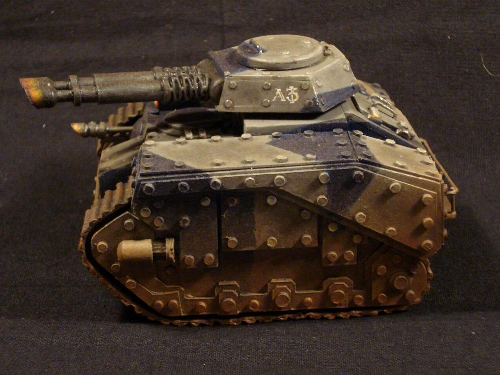 Am, Centaur, Imperial Guard, Scratch Build, Tankette, Vehicle, Weathered