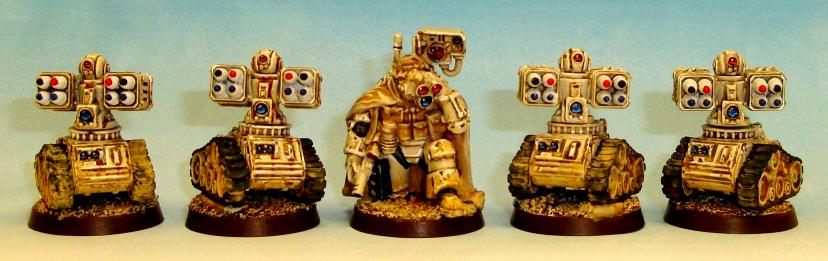 Seal, Space Marines, Space Sharks