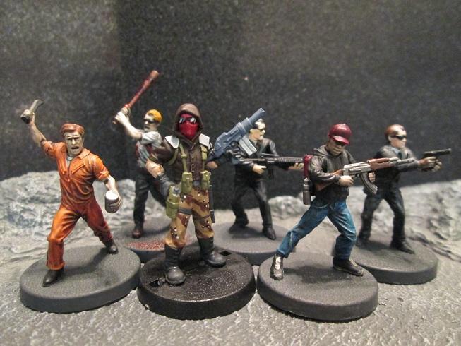 Postapocalyptic, Reaper, Survivor, Wargames Factory