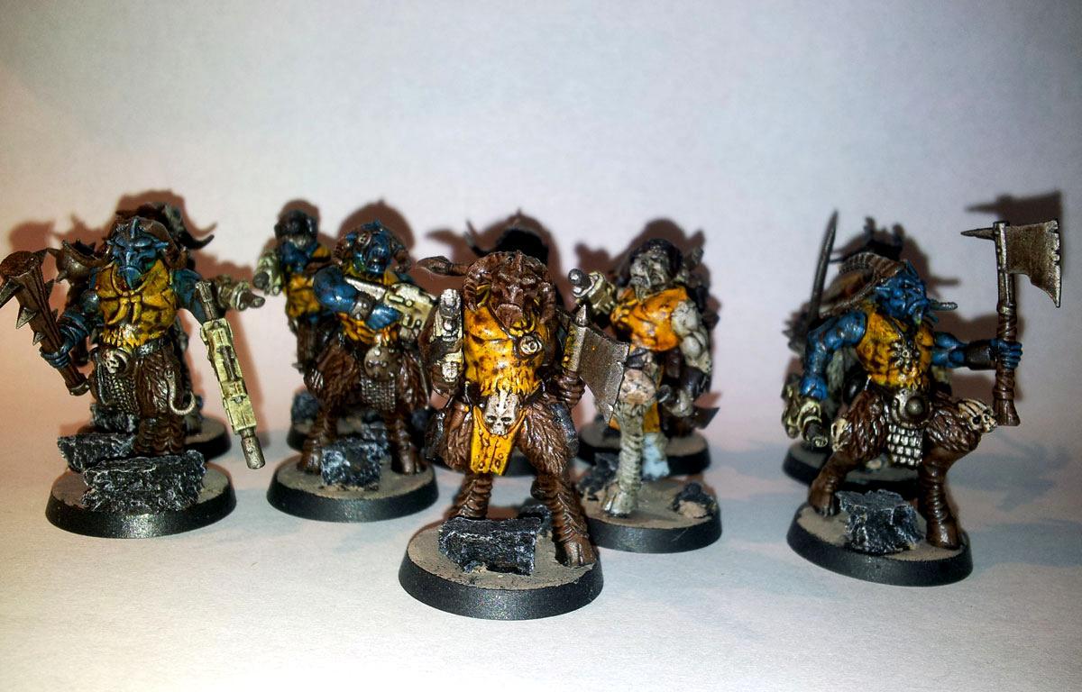 Genestealer Cult, Land Raider Redeemer, Ordo Xenos Inquisitor