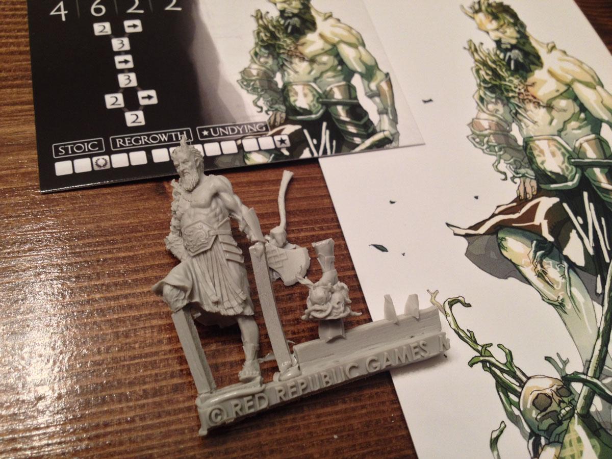 13, Arena Rex, Gaius Pallidus, Gladiator, Legio Xiii