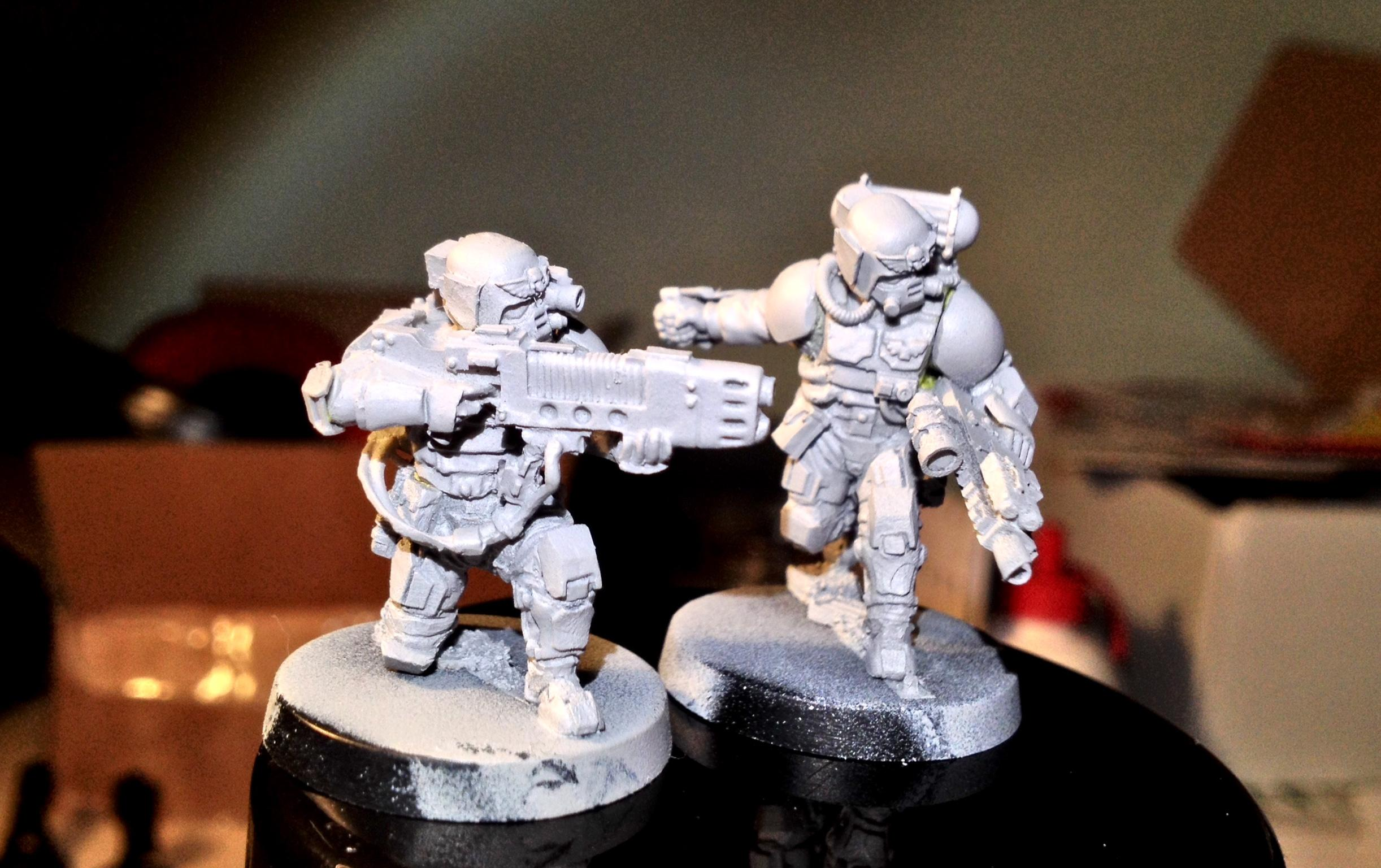 Anvil Industry, Astra Militarum, Cadians, Commando, Conversion, Forge World, Hostile Environment, Imperial Guard, Respirators, Spec Ops, Special Forces, Special Operations, Storm Troopers, Veteran, Warhammer 40,000