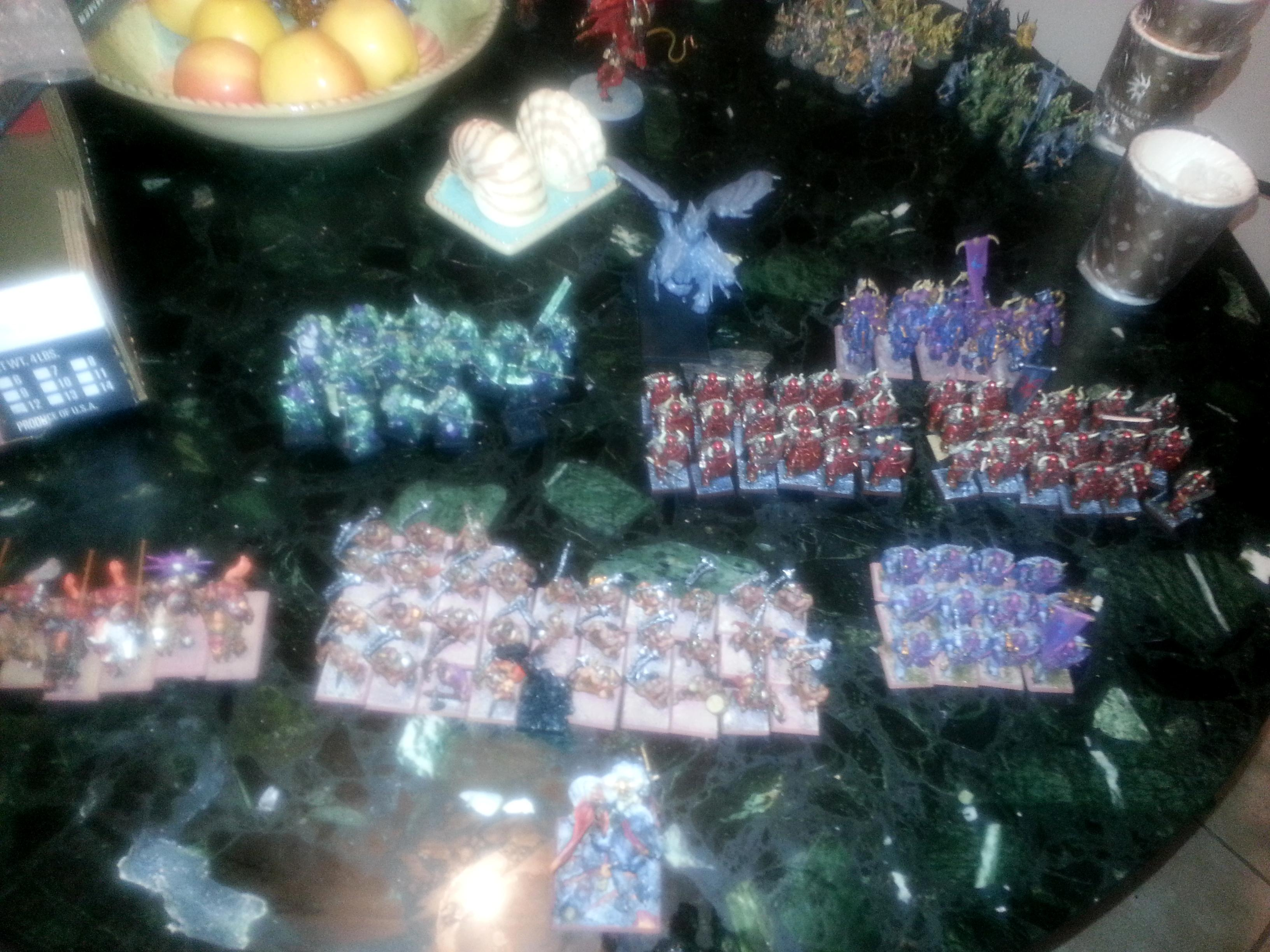 WOC Army overview