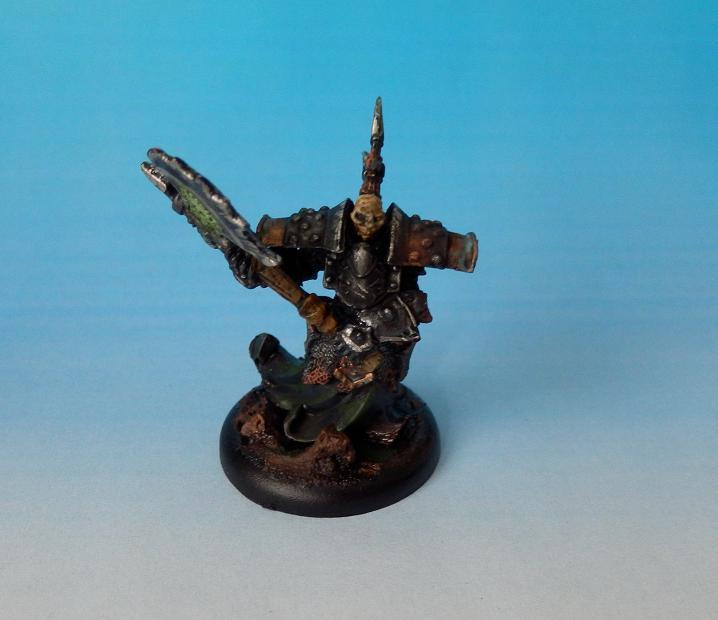 Bane Thralls, Cyrx, Warmachine
