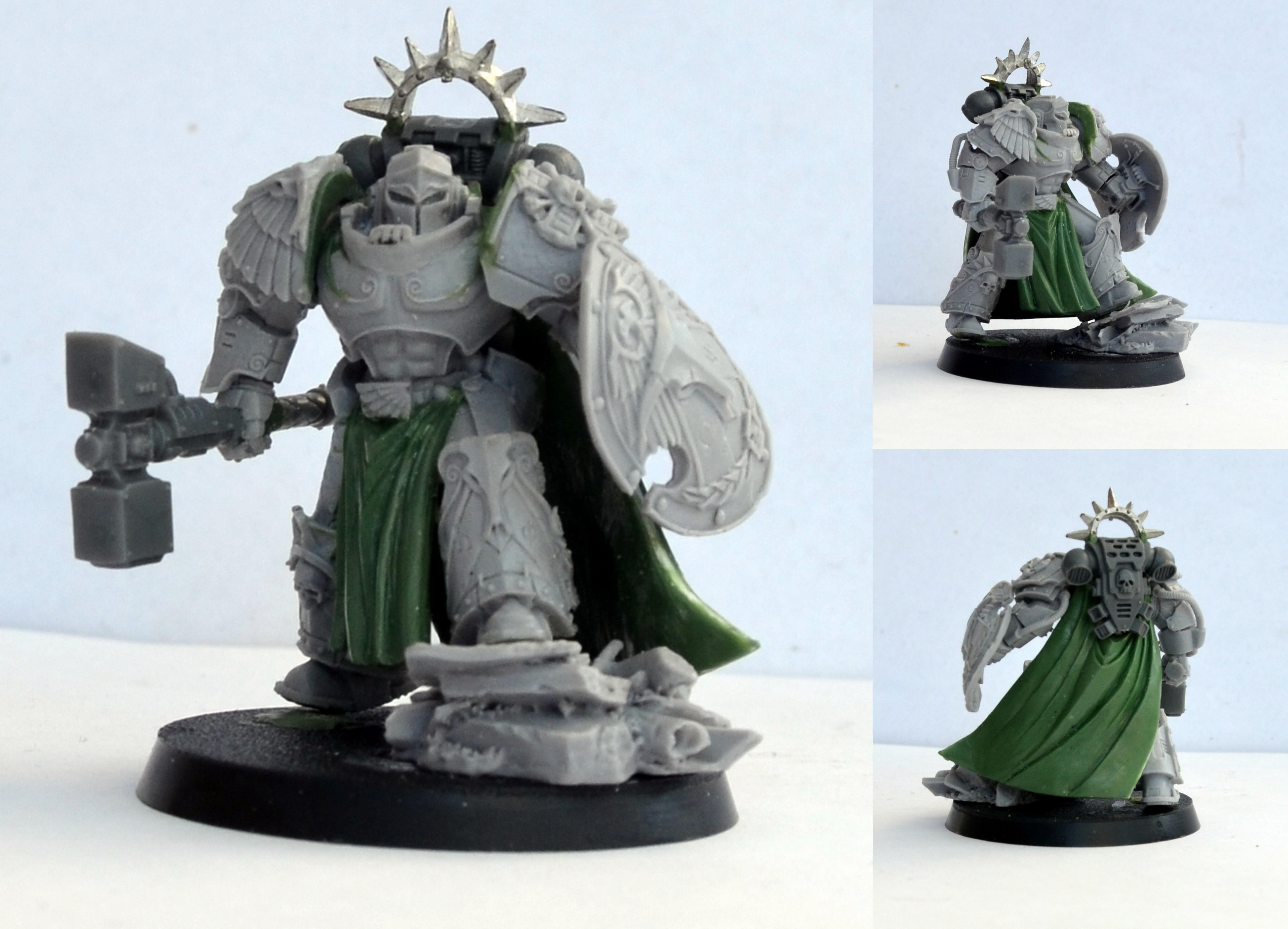 Space Marines, Converted Chapter Master