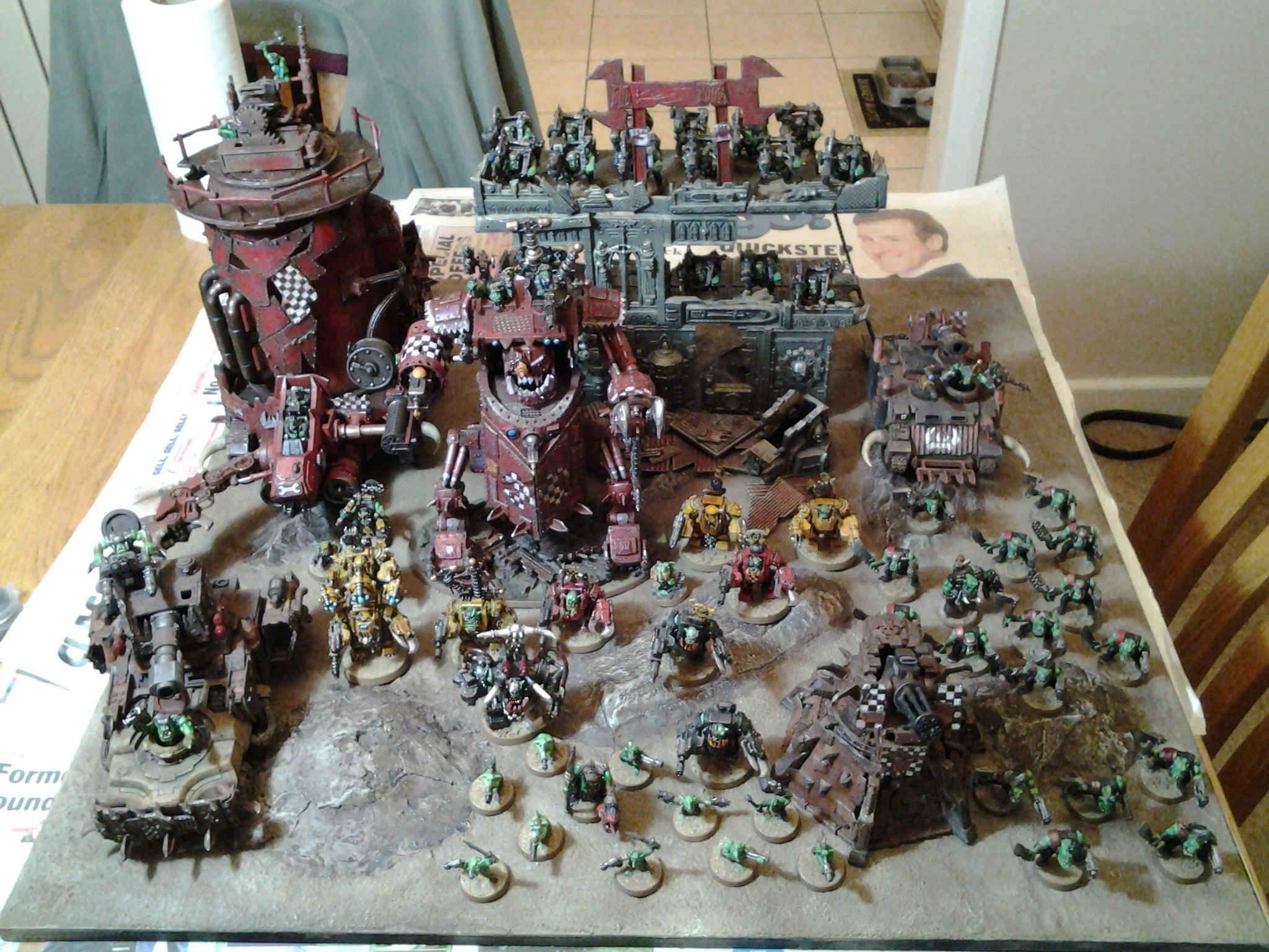 Ork Army, ork army